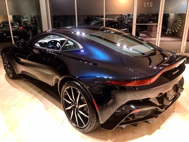 New 2019 Aston Martin Vantage  For Sale In Westport, CT 2756_p22
