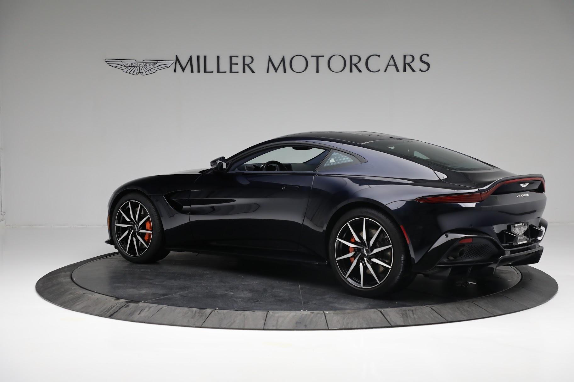 New 2019 Aston Martin Vantage  For Sale In Westport, CT 2756_p3