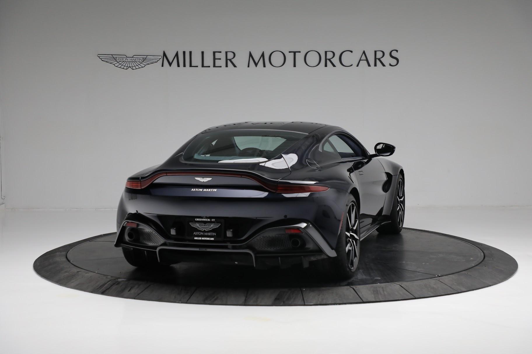 New 2019 Aston Martin Vantage  For Sale In Westport, CT 2756_p6