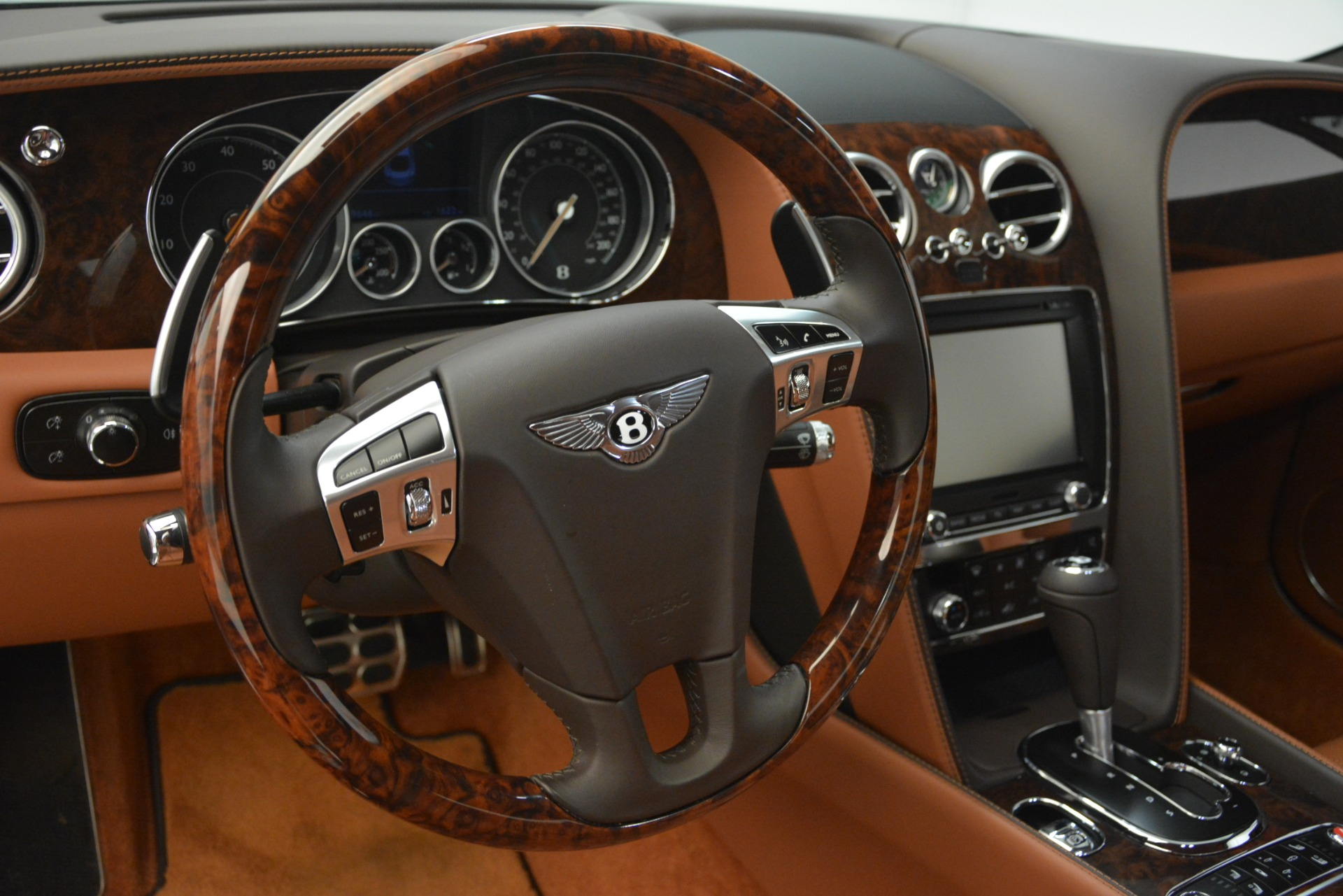 Used 2016 Bentley Continental GT W12 For Sale In Westport, CT 2757_p21