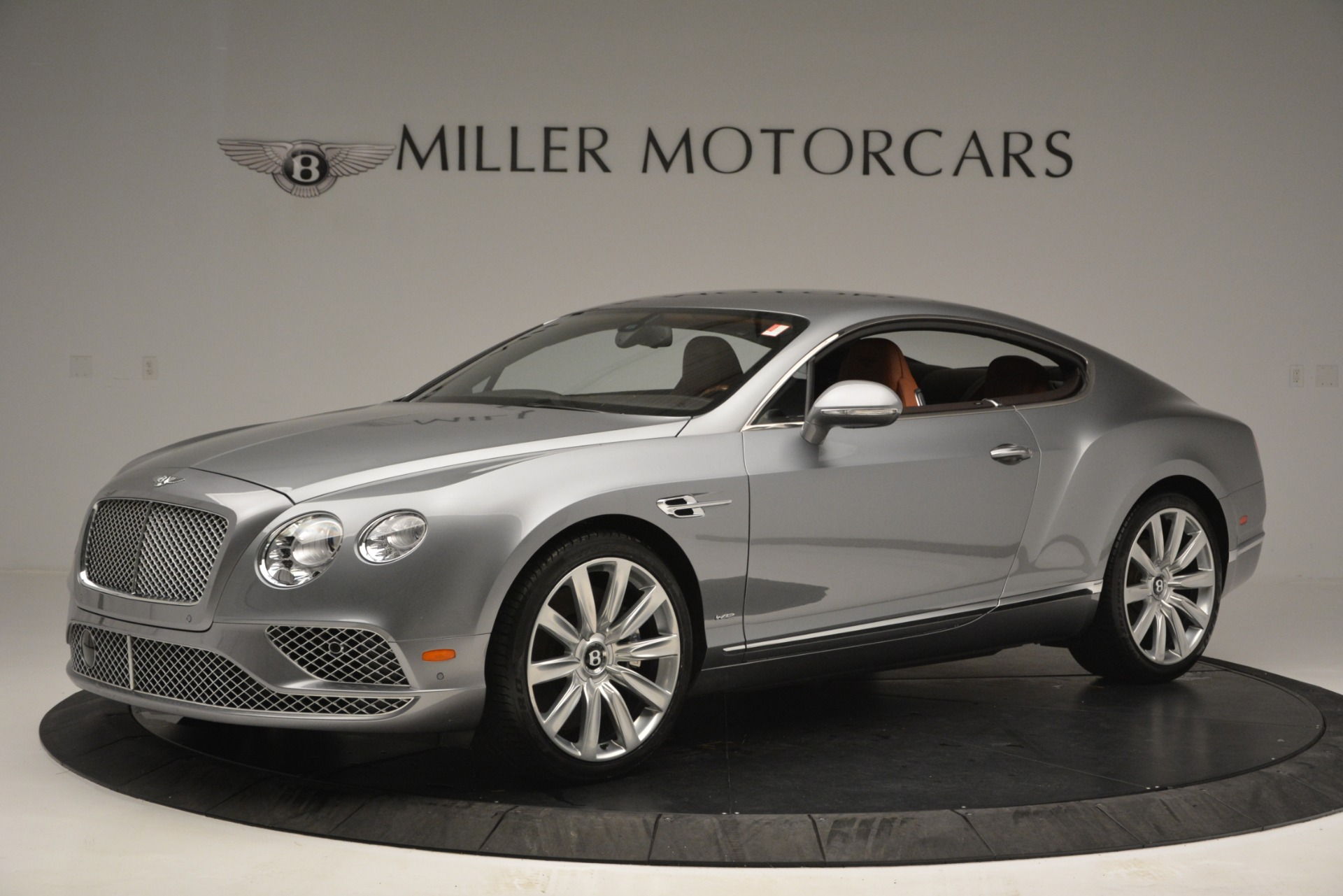 Used 2016 Bentley Continental GT W12 For Sale In Westport, CT 2757_p2
