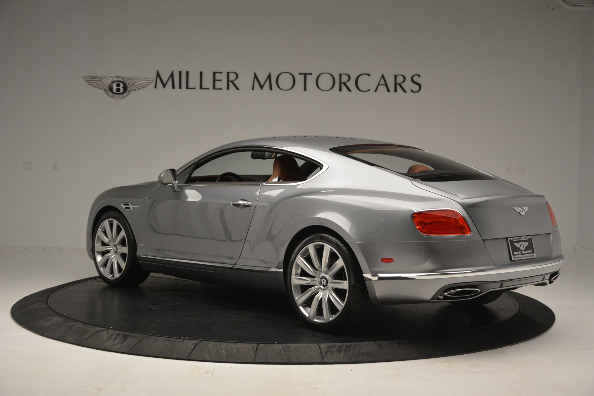 Used 2016 Bentley Continental GT W12 For Sale In Westport, CT 2757_p4