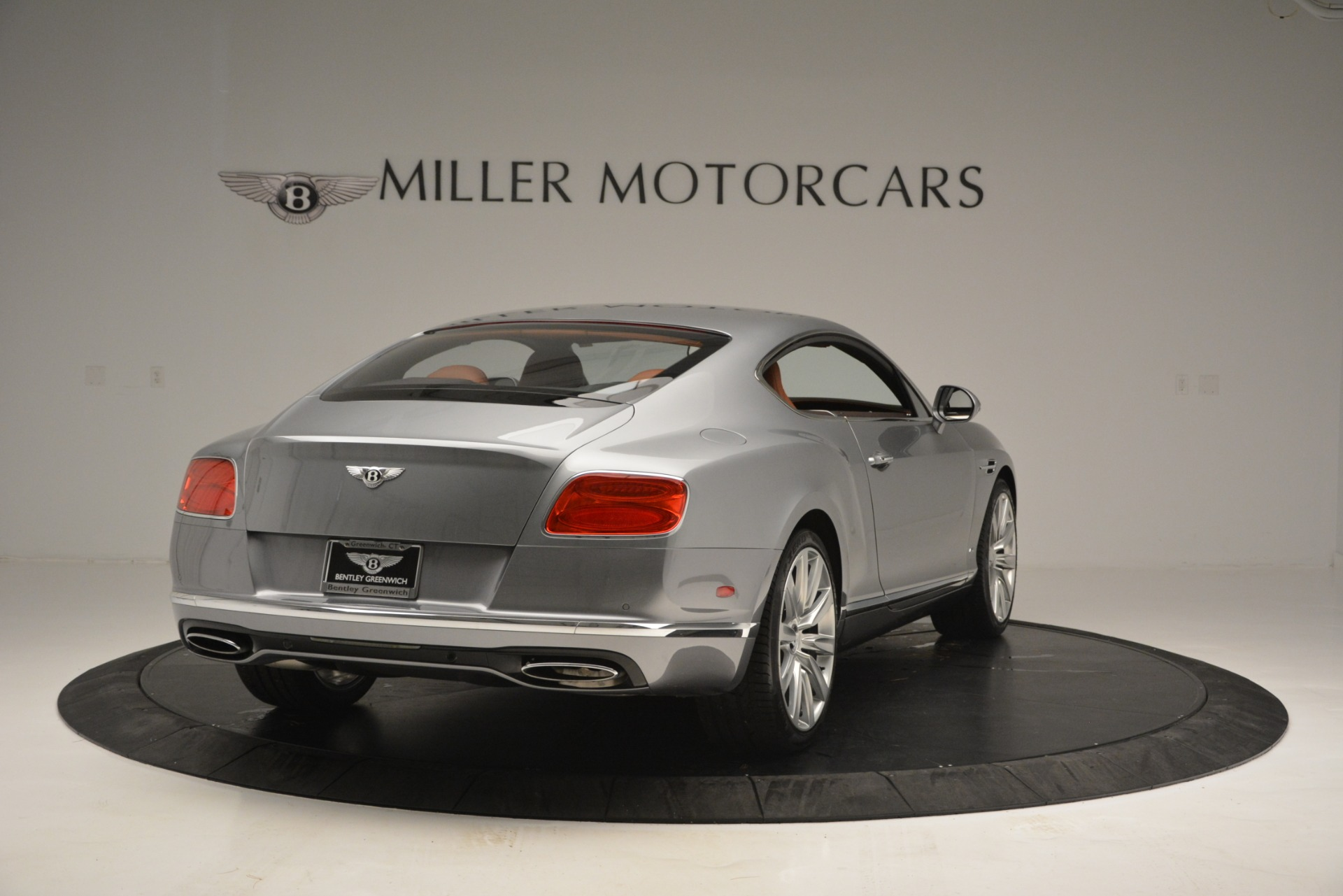 Used 2016 Bentley Continental GT W12 For Sale In Westport, CT 2757_p7