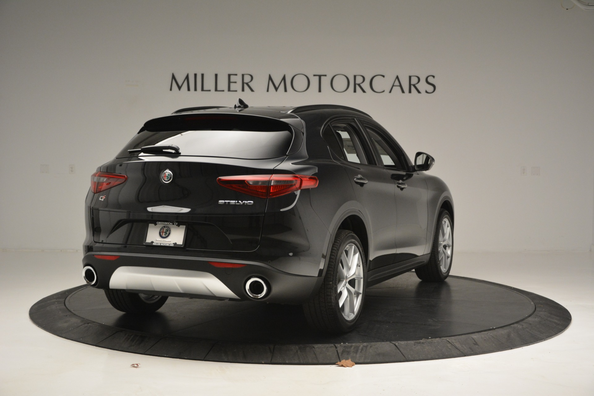 New 2019 Alfa Romeo Stelvio Sport Q4 For Sale In Westport, CT 2758_p7