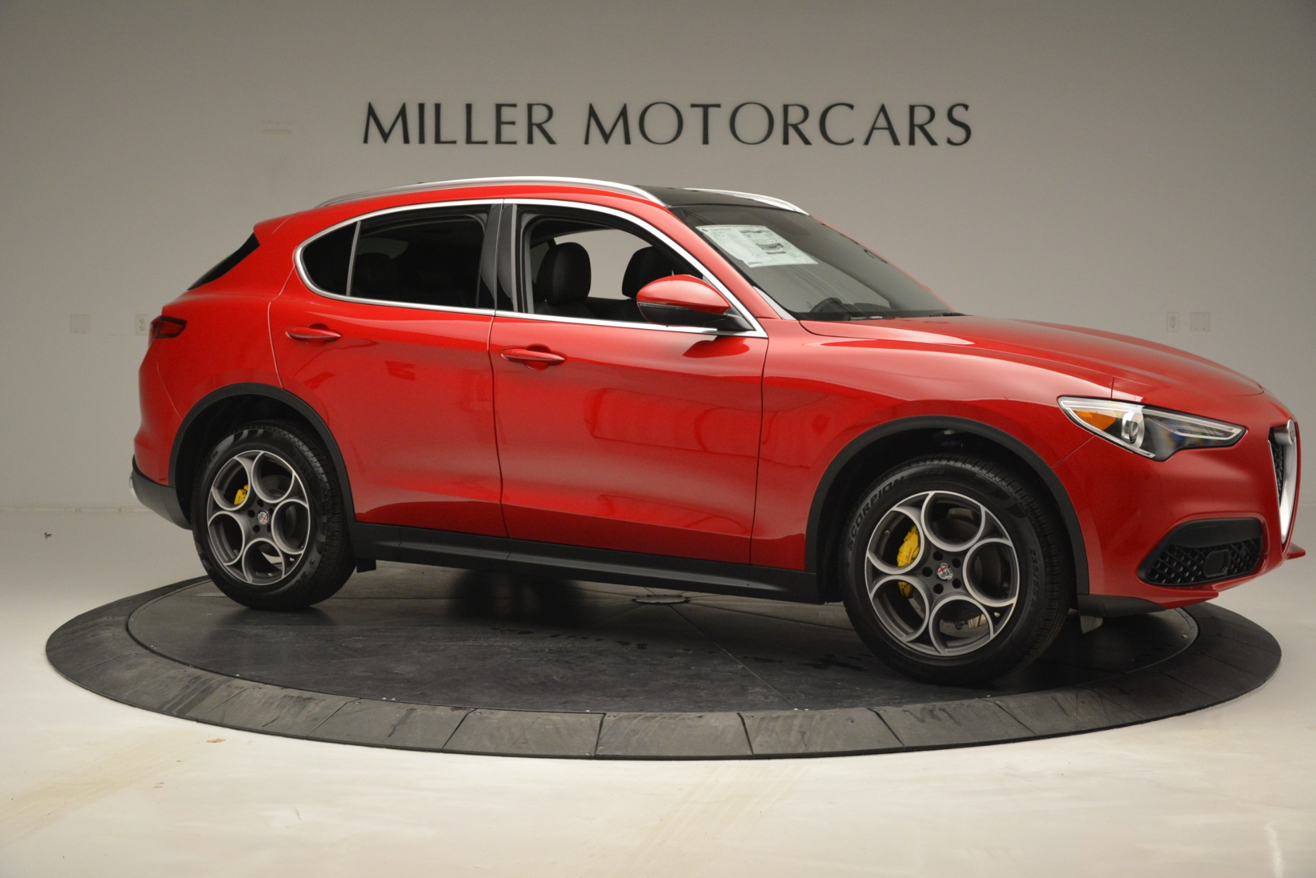 New 2019 Alfa Romeo Stelvio Q4 For Sale In Westport, CT 2759_p11