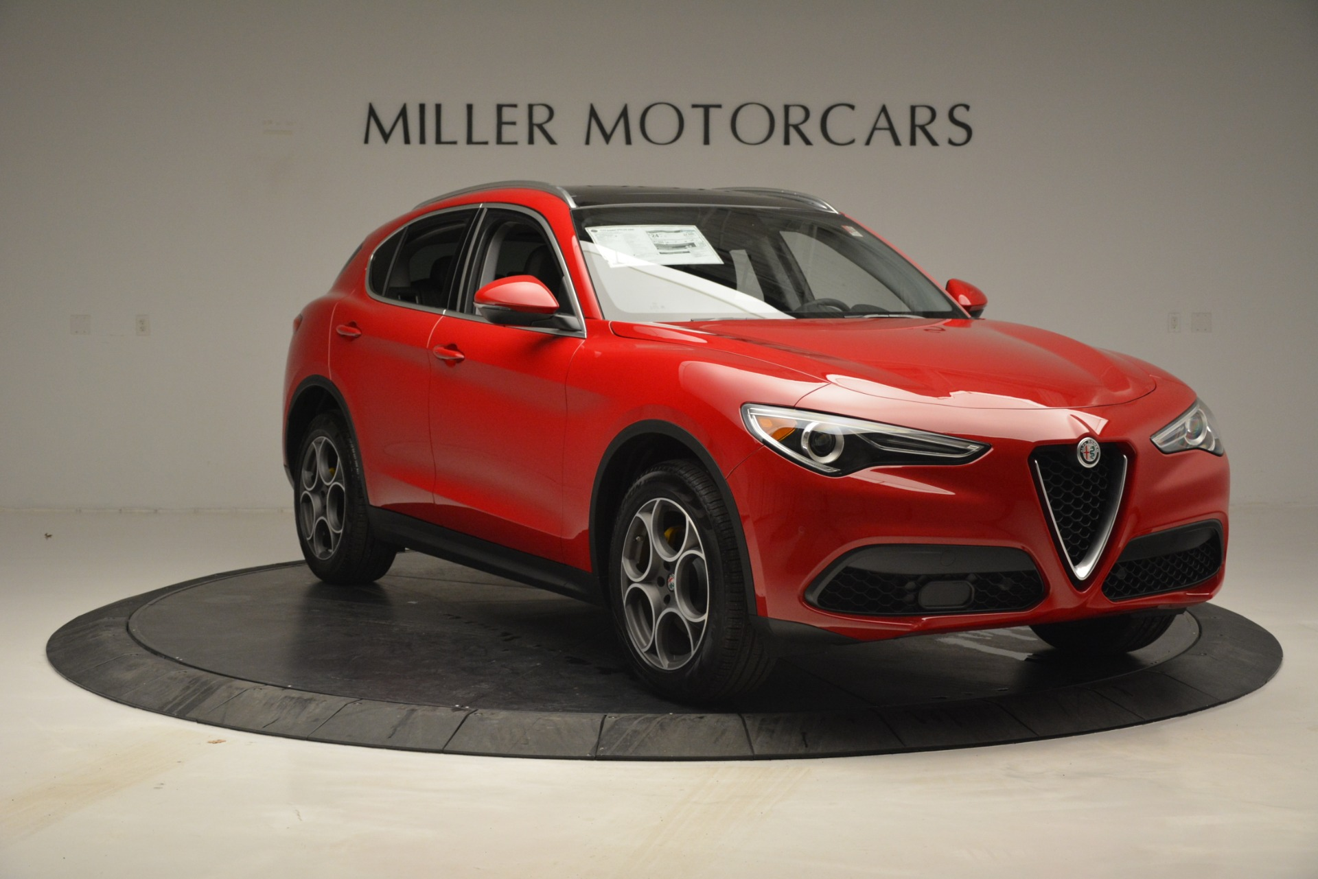 New 2019 Alfa Romeo Stelvio Q4 For Sale In Westport, CT 2759_p12