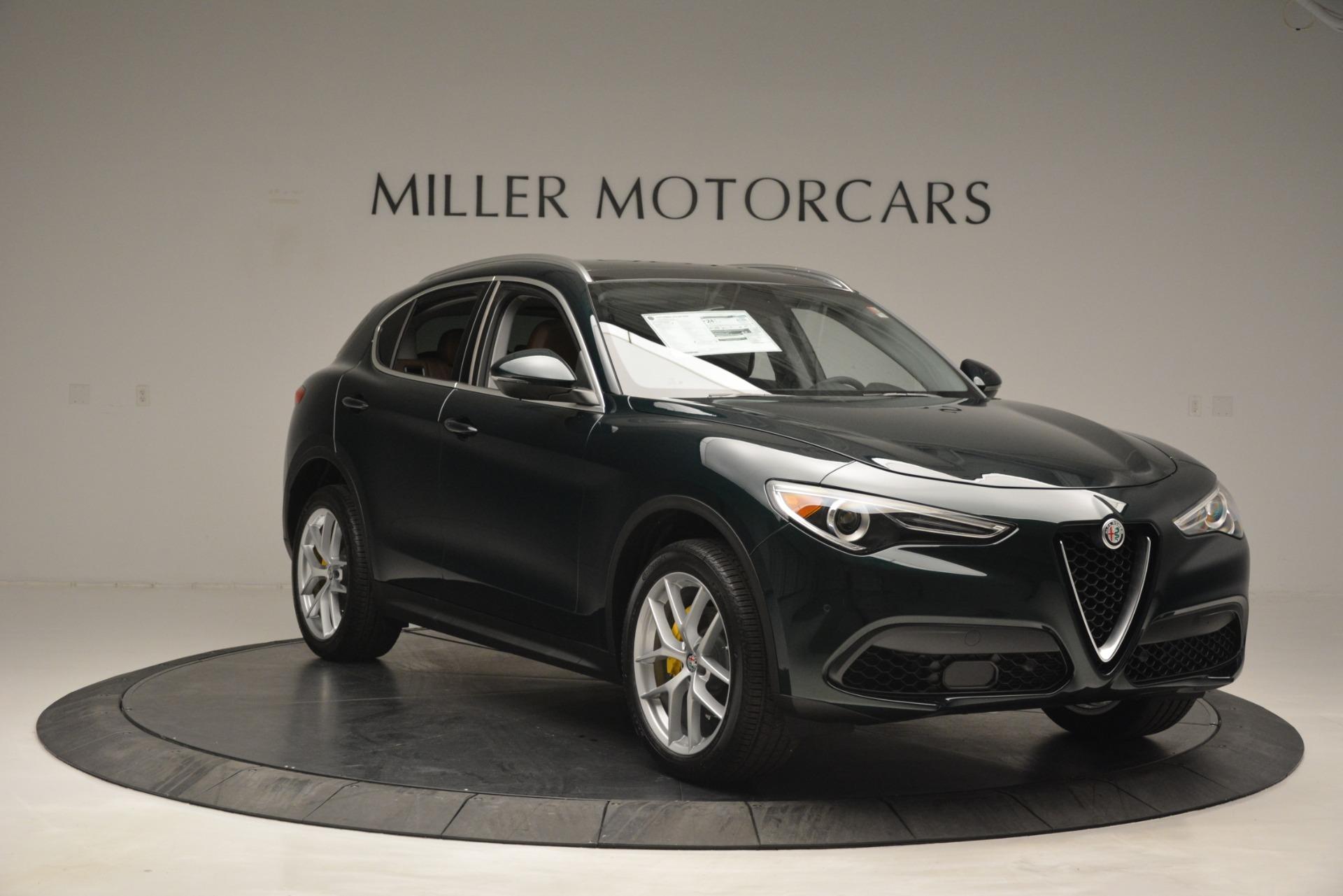 New 2019 Alfa Romeo Stelvio Q4 For Sale In Westport, CT 2761_p11