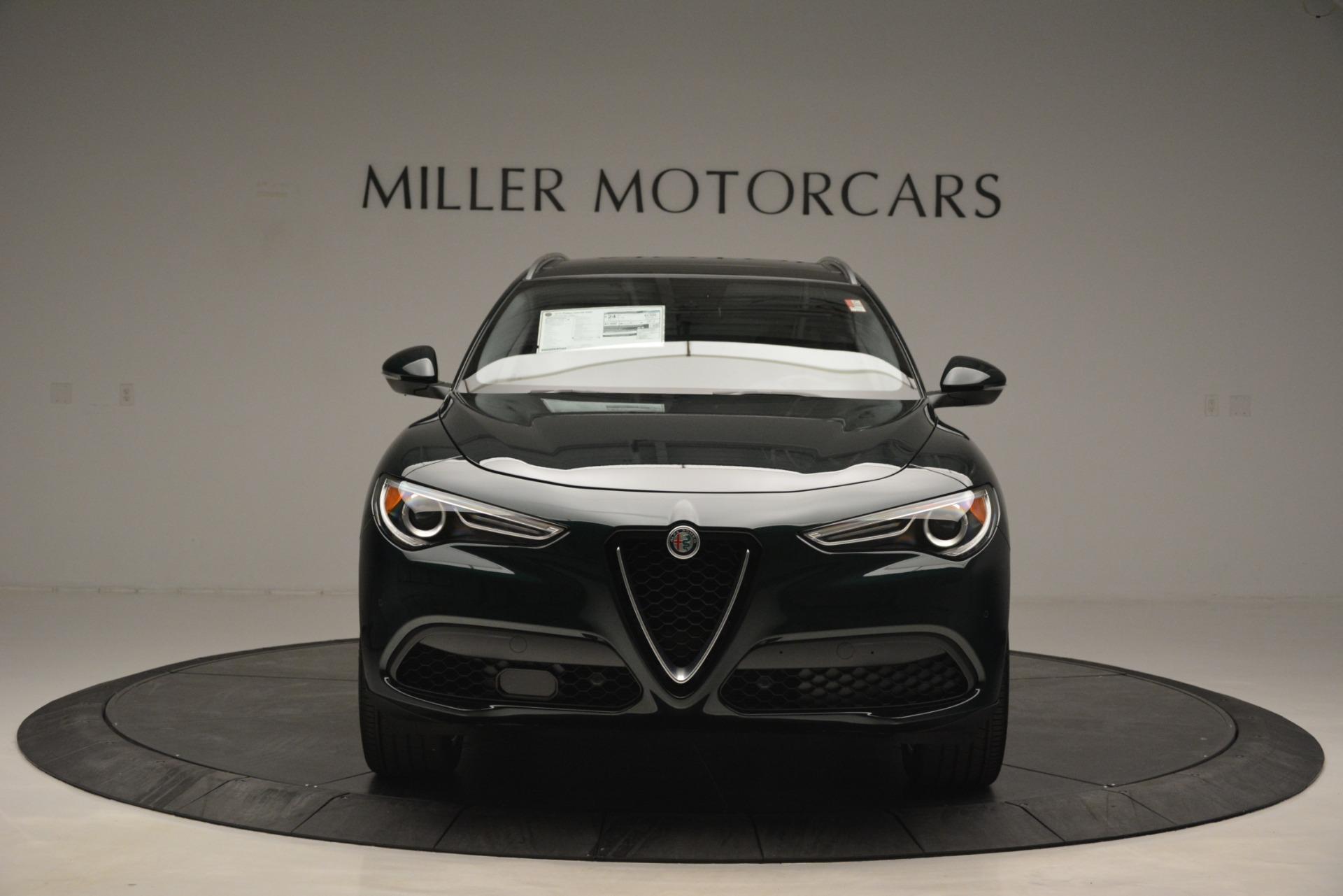 New 2019 Alfa Romeo Stelvio Q4 For Sale In Westport, CT 2761_p12