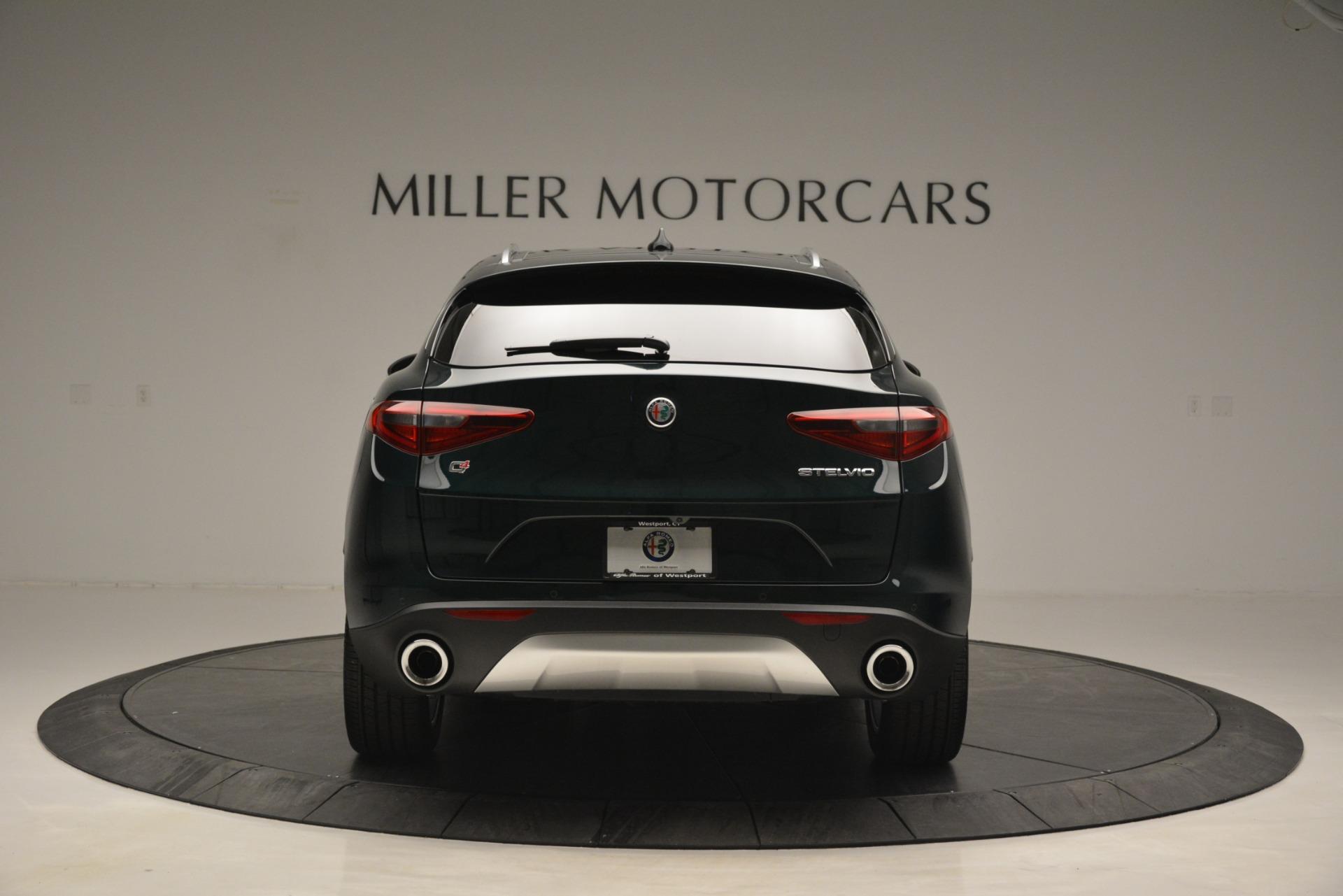 New 2019 Alfa Romeo Stelvio Q4 For Sale In Westport, CT 2761_p6