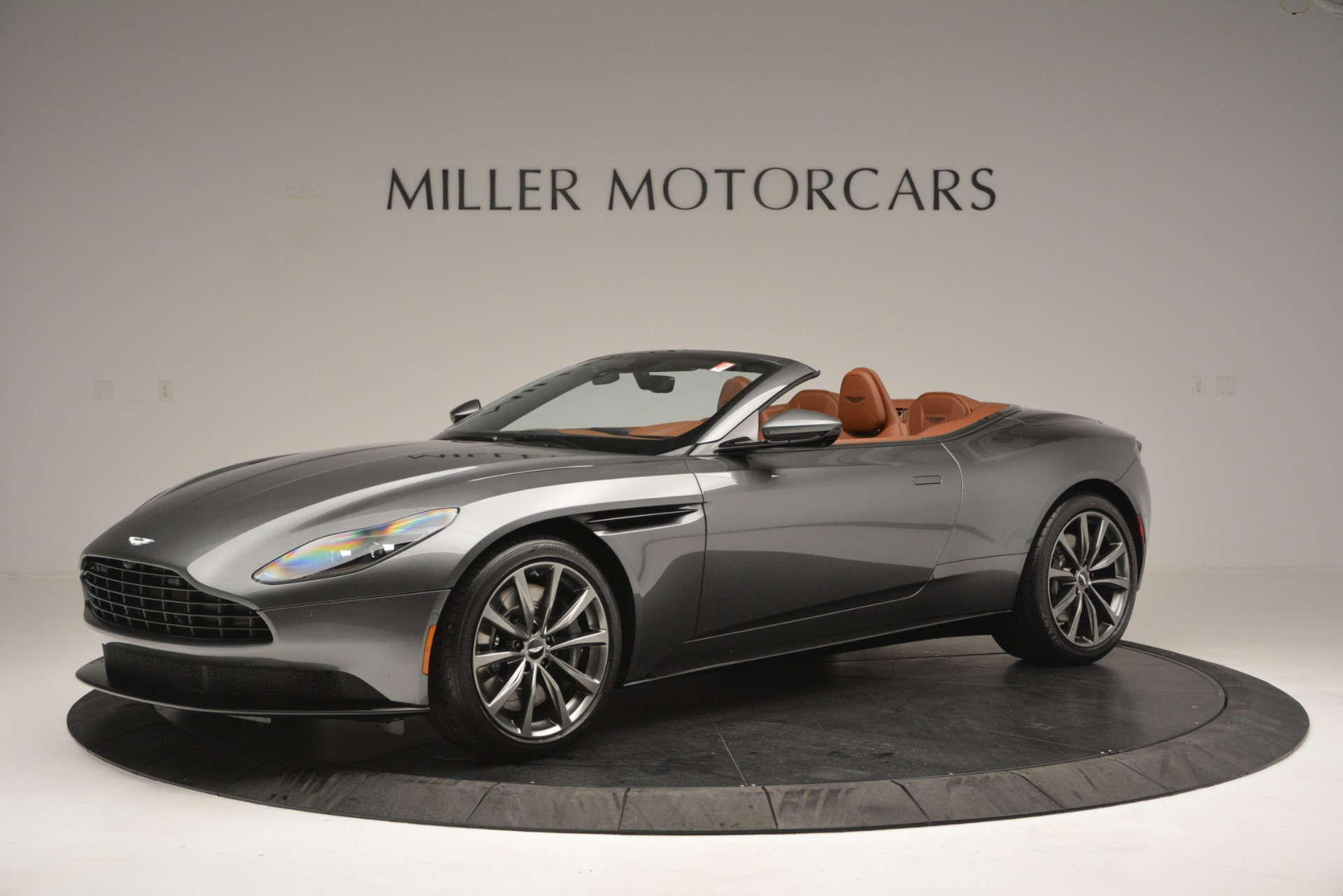 New 2019 Aston Martin DB11 V8 Convertible For Sale In Westport, CT