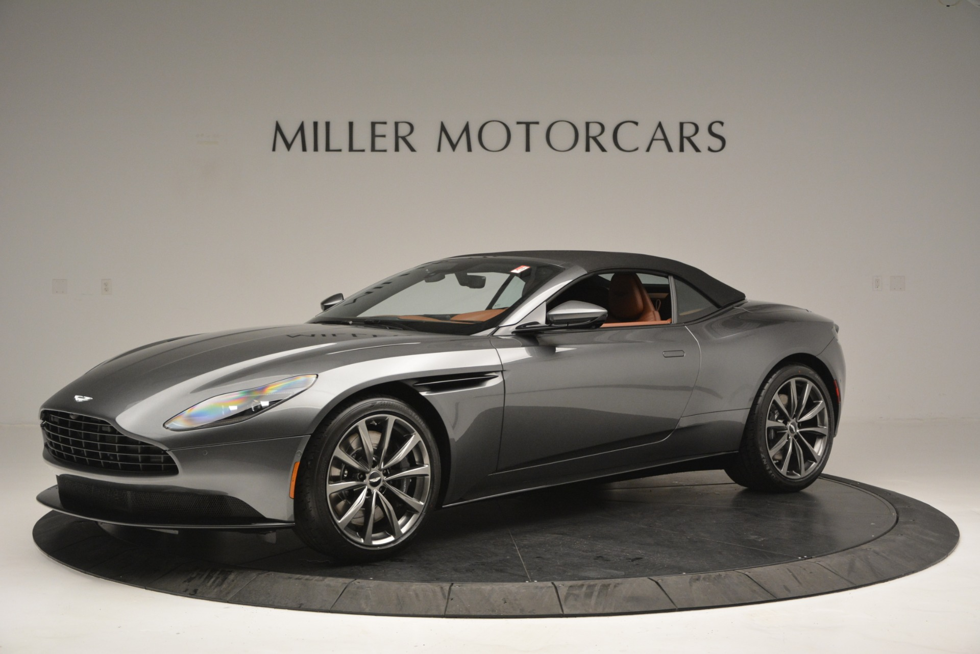 New 2019 Aston Martin DB11 V8 Convertible For Sale In Westport, CT 2762_p14