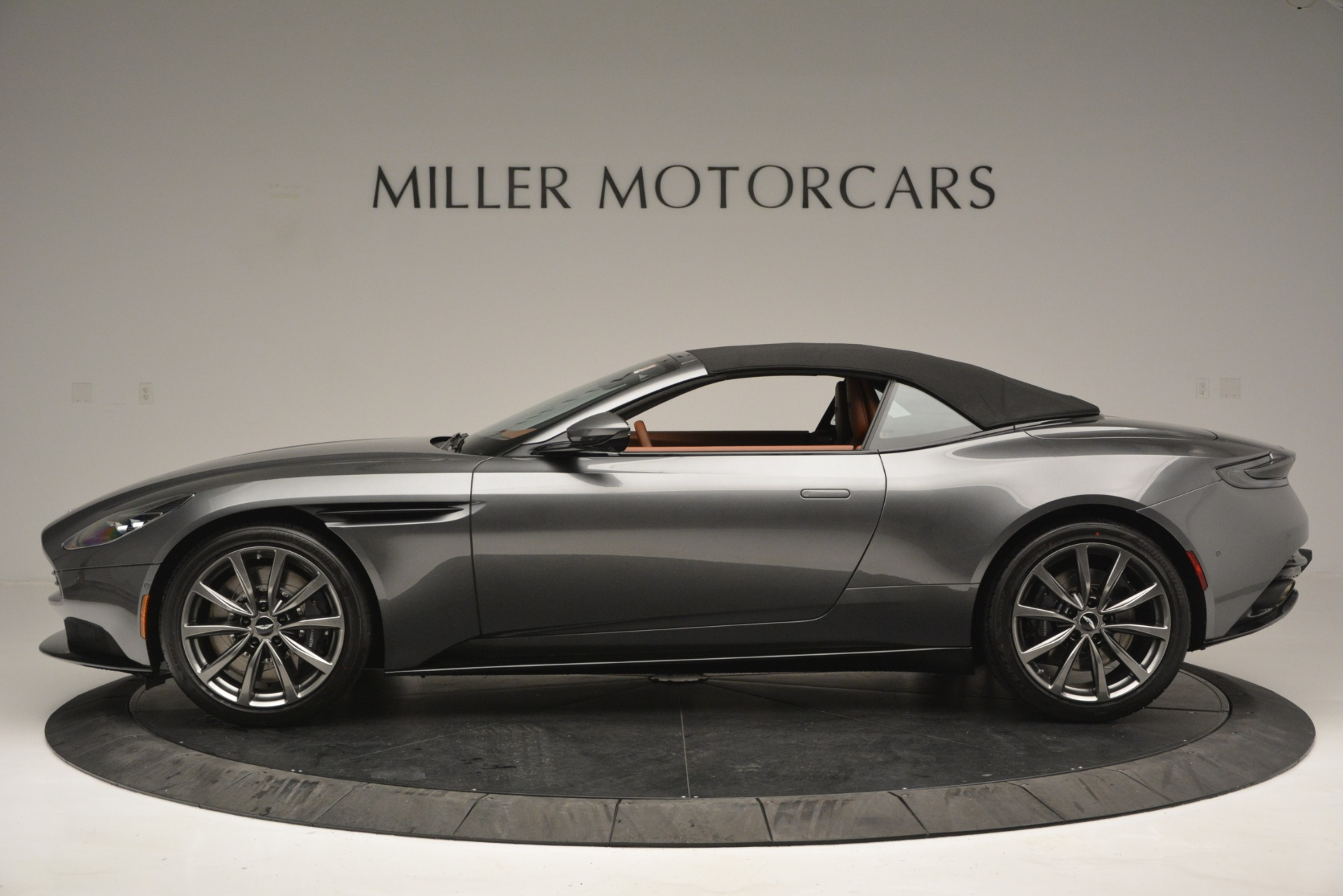 New 2019 Aston Martin DB11 V8 Convertible For Sale In Westport, CT 2762_p15