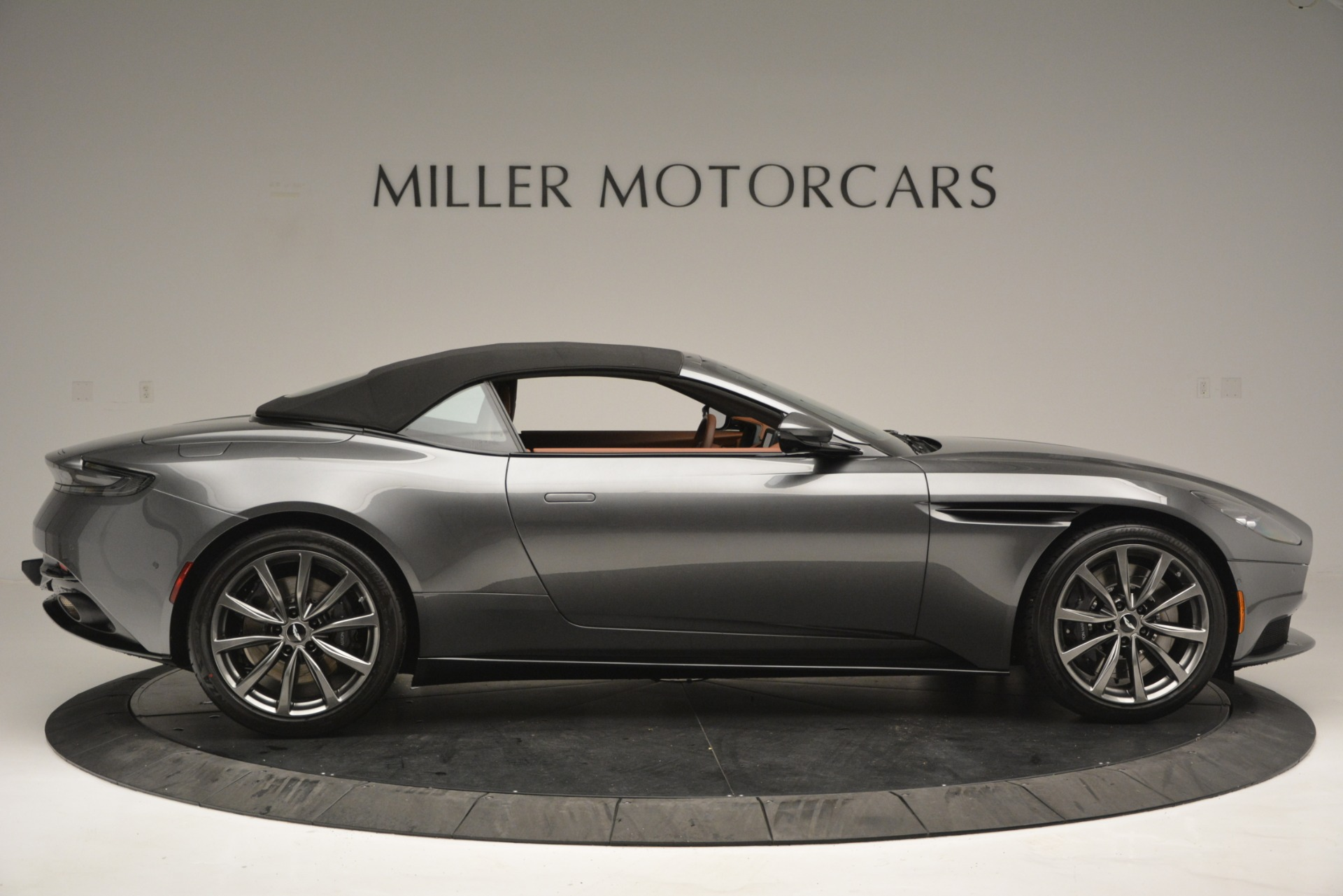 New 2019 Aston Martin DB11 V8 Convertible For Sale In Westport, CT 2762_p16