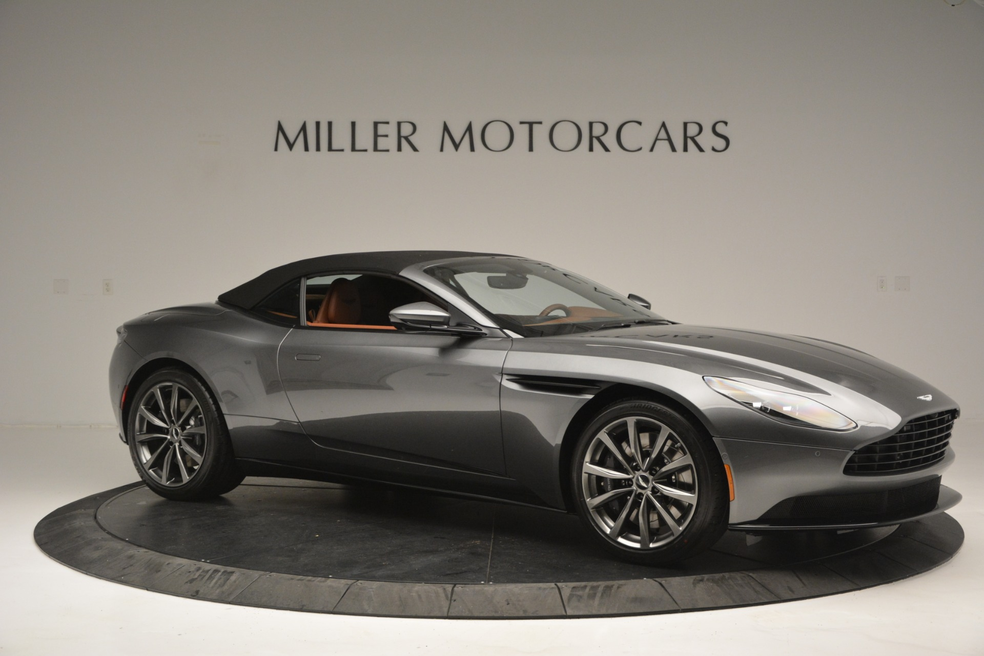 New 2019 Aston Martin DB11 V8 Convertible For Sale In Westport, CT 2762_p17