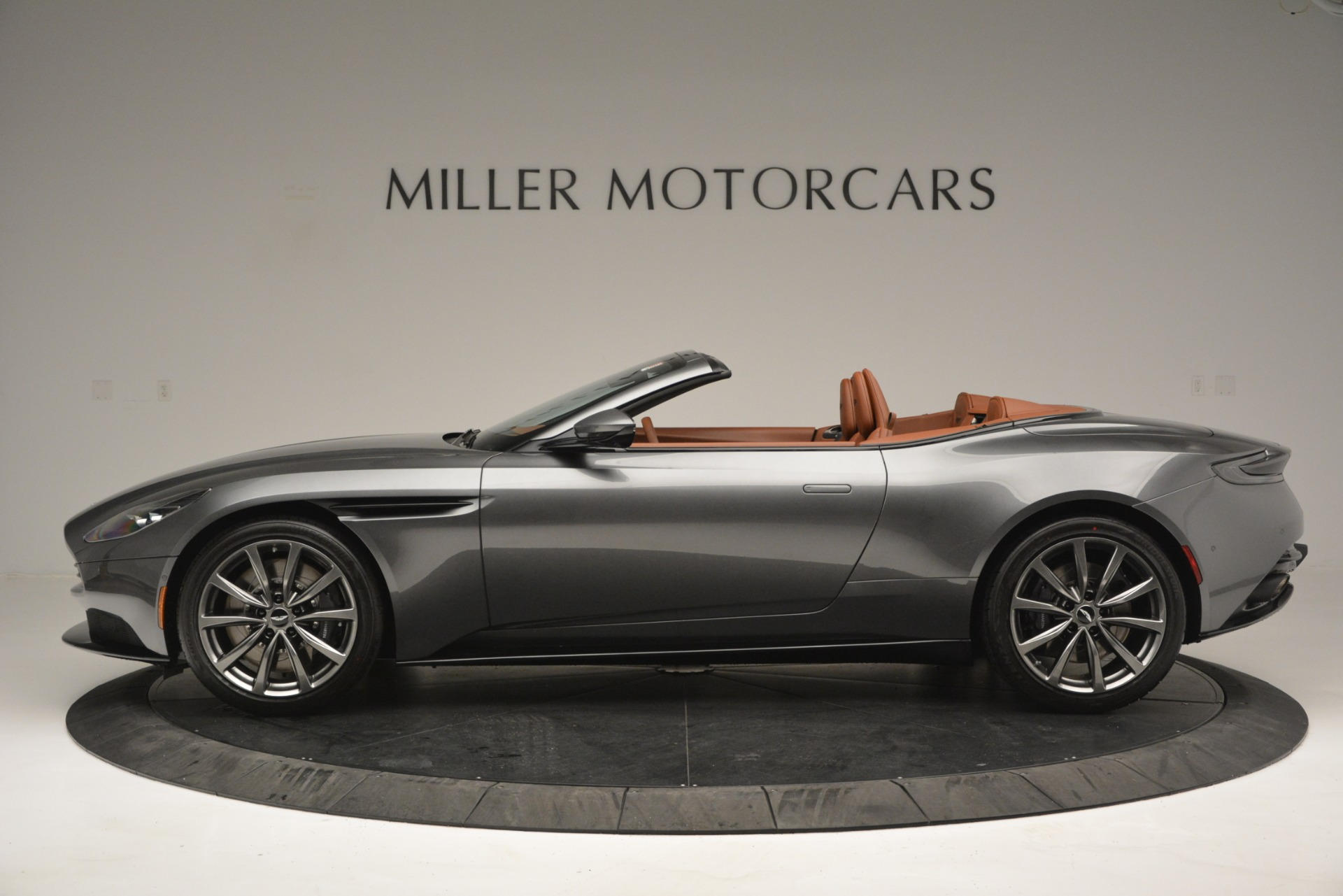 New 2019 Aston Martin DB11 V8 Convertible For Sale In Westport, CT 2762_p2