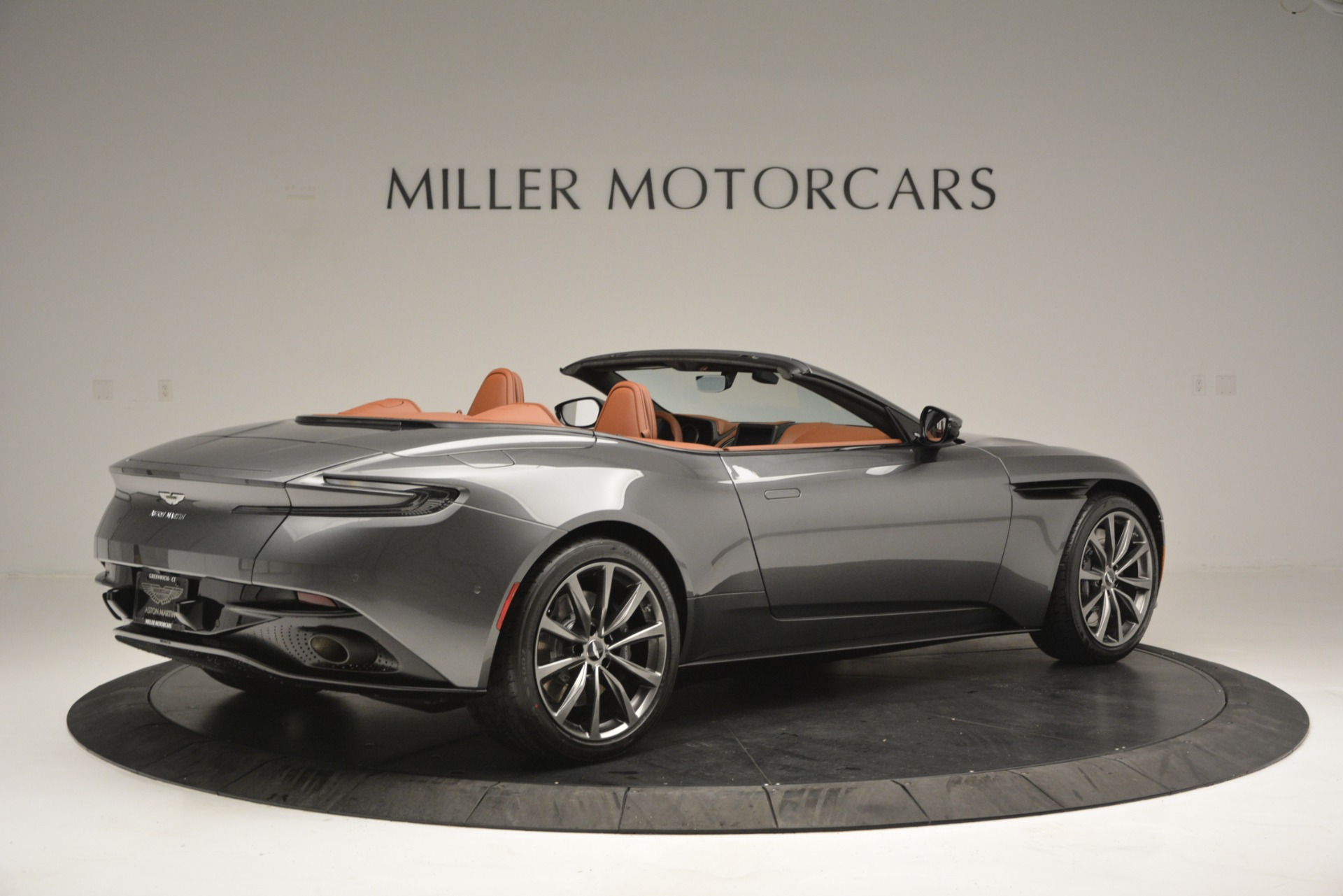 New 2019 Aston Martin DB11 V8 Convertible For Sale In Westport, CT 2762_p7