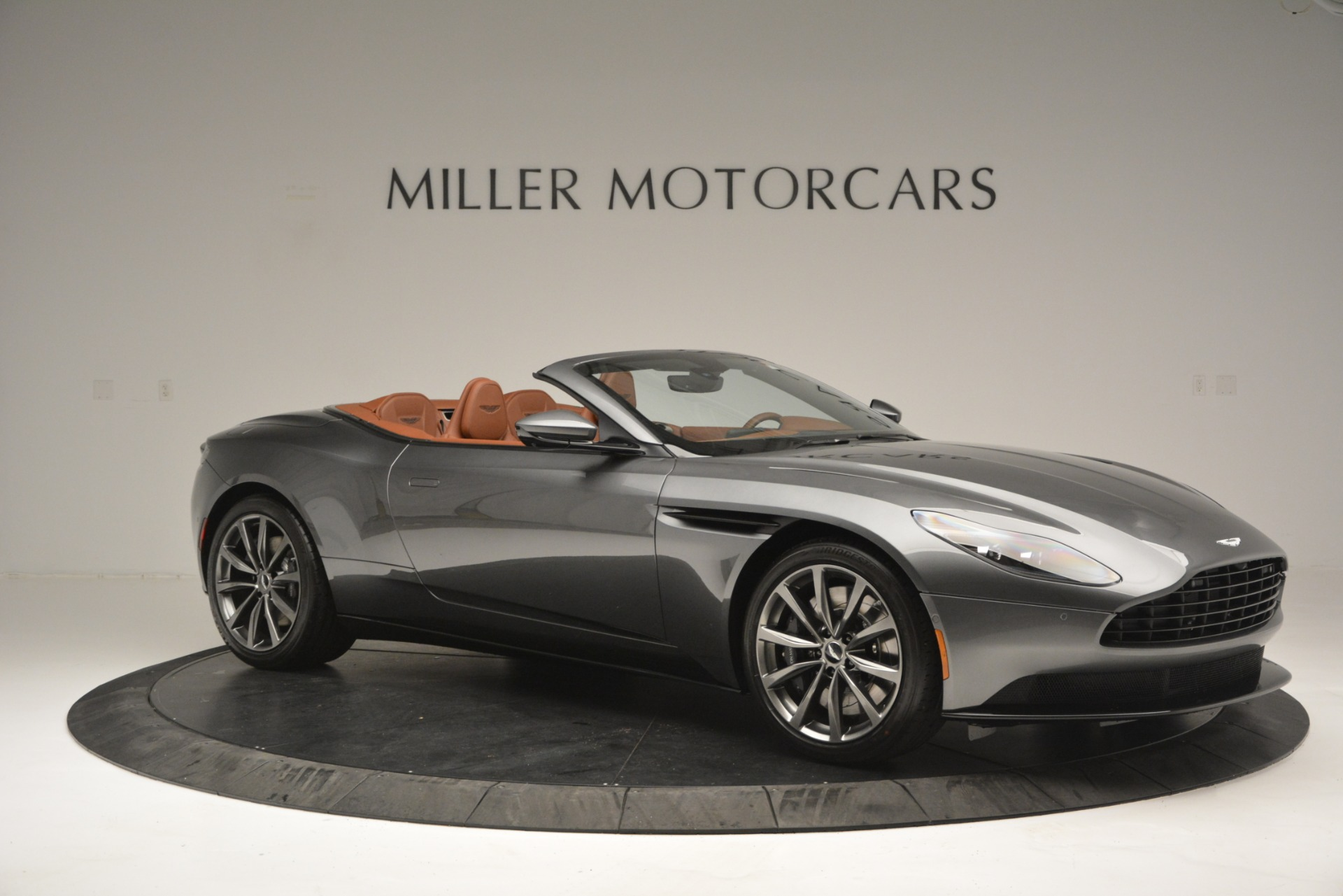 New 2019 Aston Martin DB11 V8 Convertible For Sale In Westport, CT 2762_p9