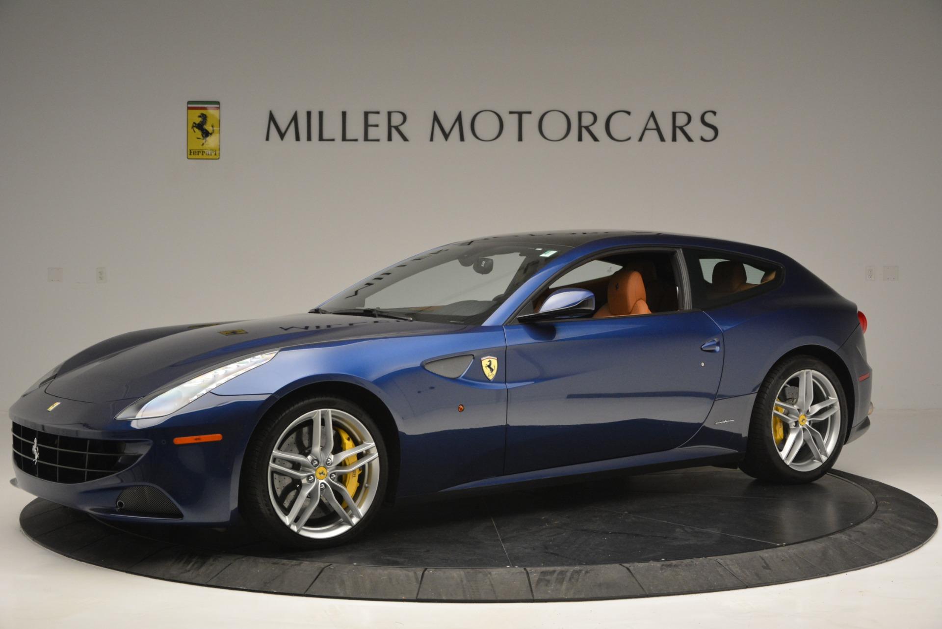 Used 2016 Ferrari FF  For Sale In Westport, CT 2763_p2