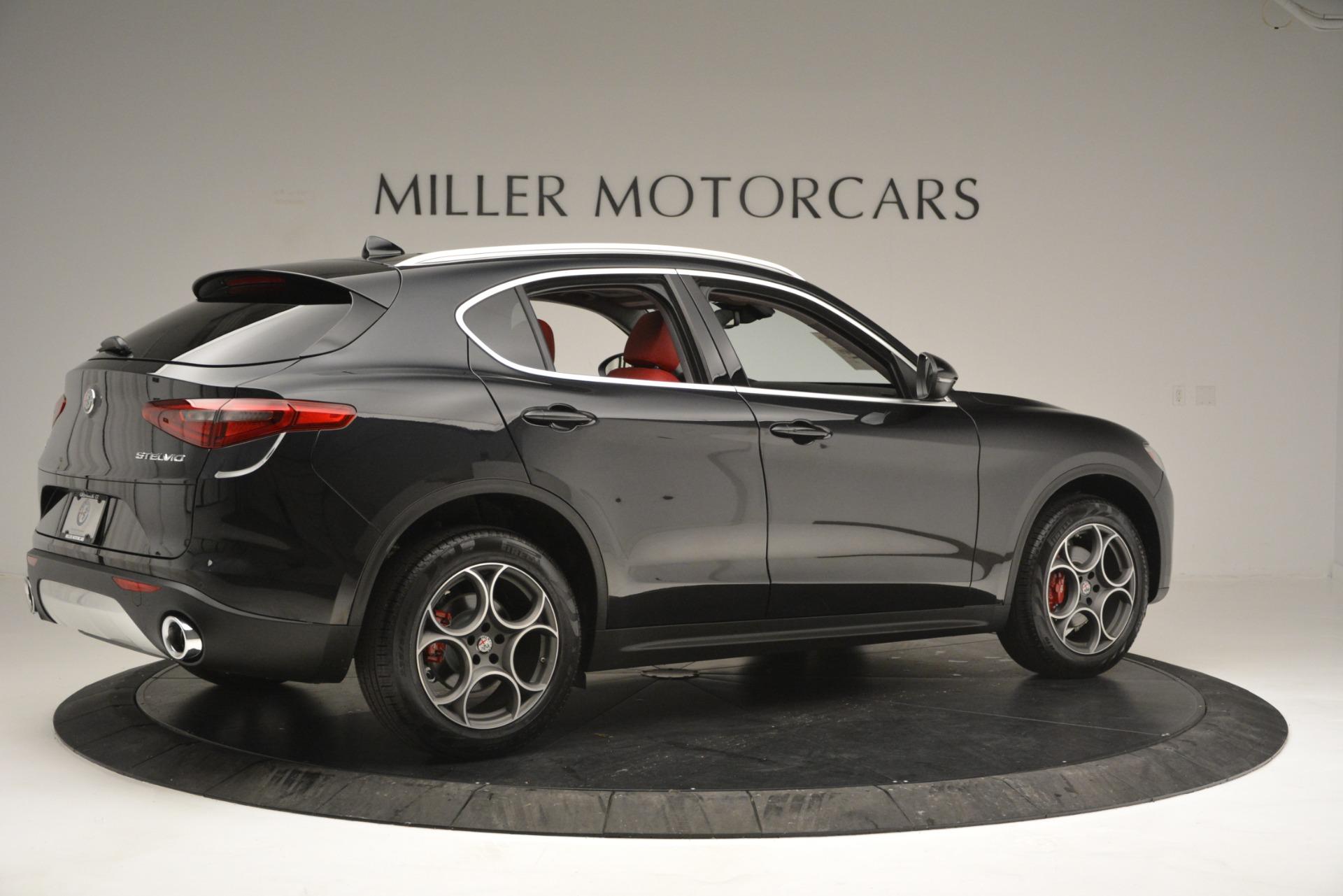 New 2019 Alfa Romeo Stelvio  For Sale In Westport, CT 2764_p9