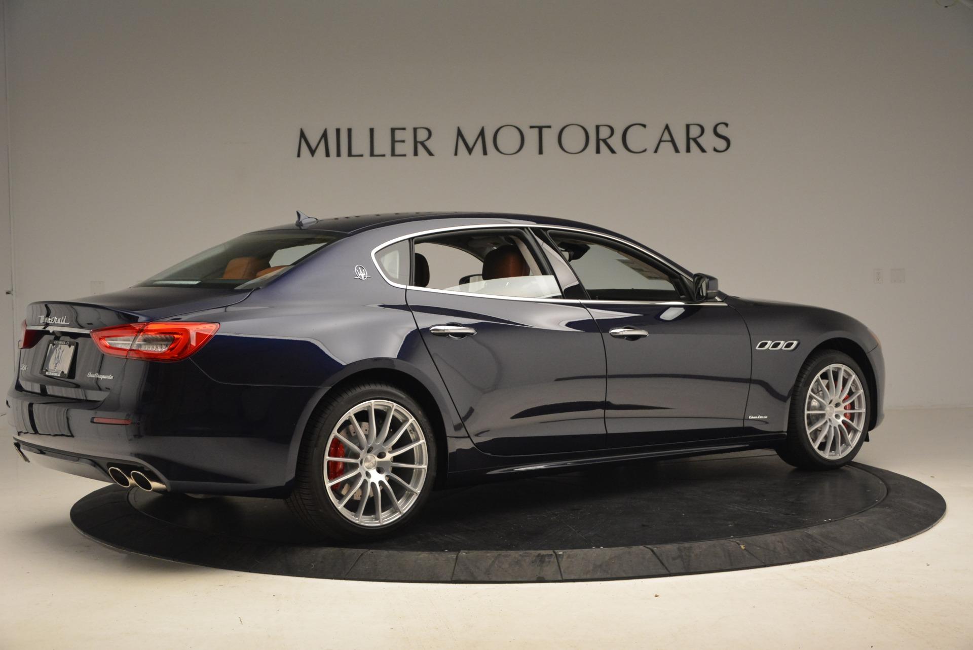 New 2019 Maserati Quattroporte S Q4 GranLusso For Sale In Westport, CT 2767_p8