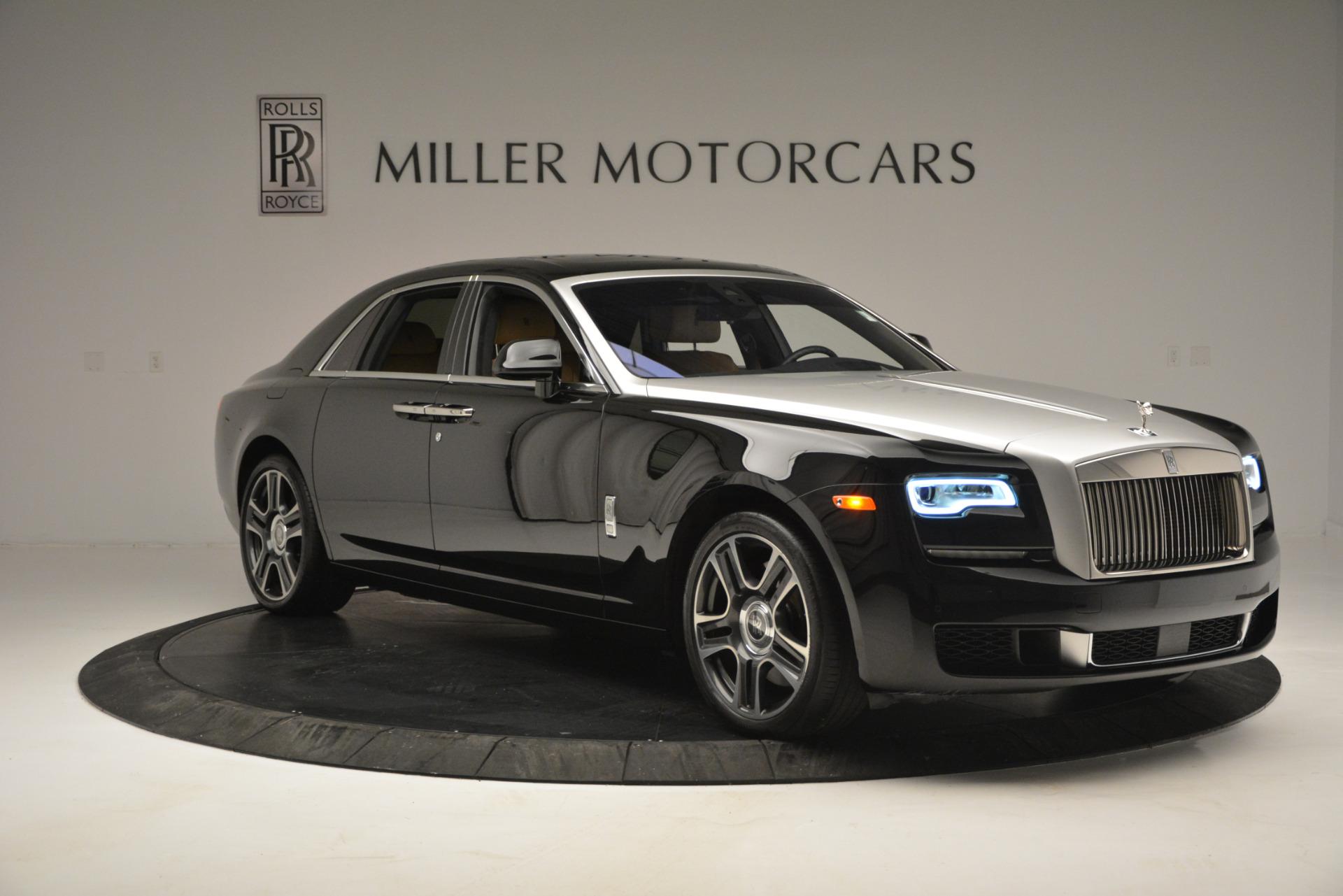 Used 2018 Rolls-Royce Ghost  For Sale In Westport, CT 2770_p10