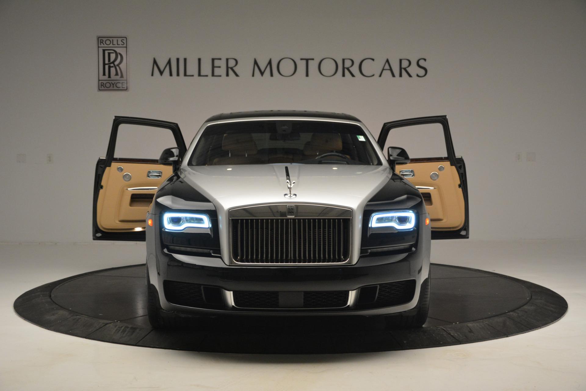 Used 2018 Rolls-Royce Ghost  For Sale In Westport, CT 2770_p12
