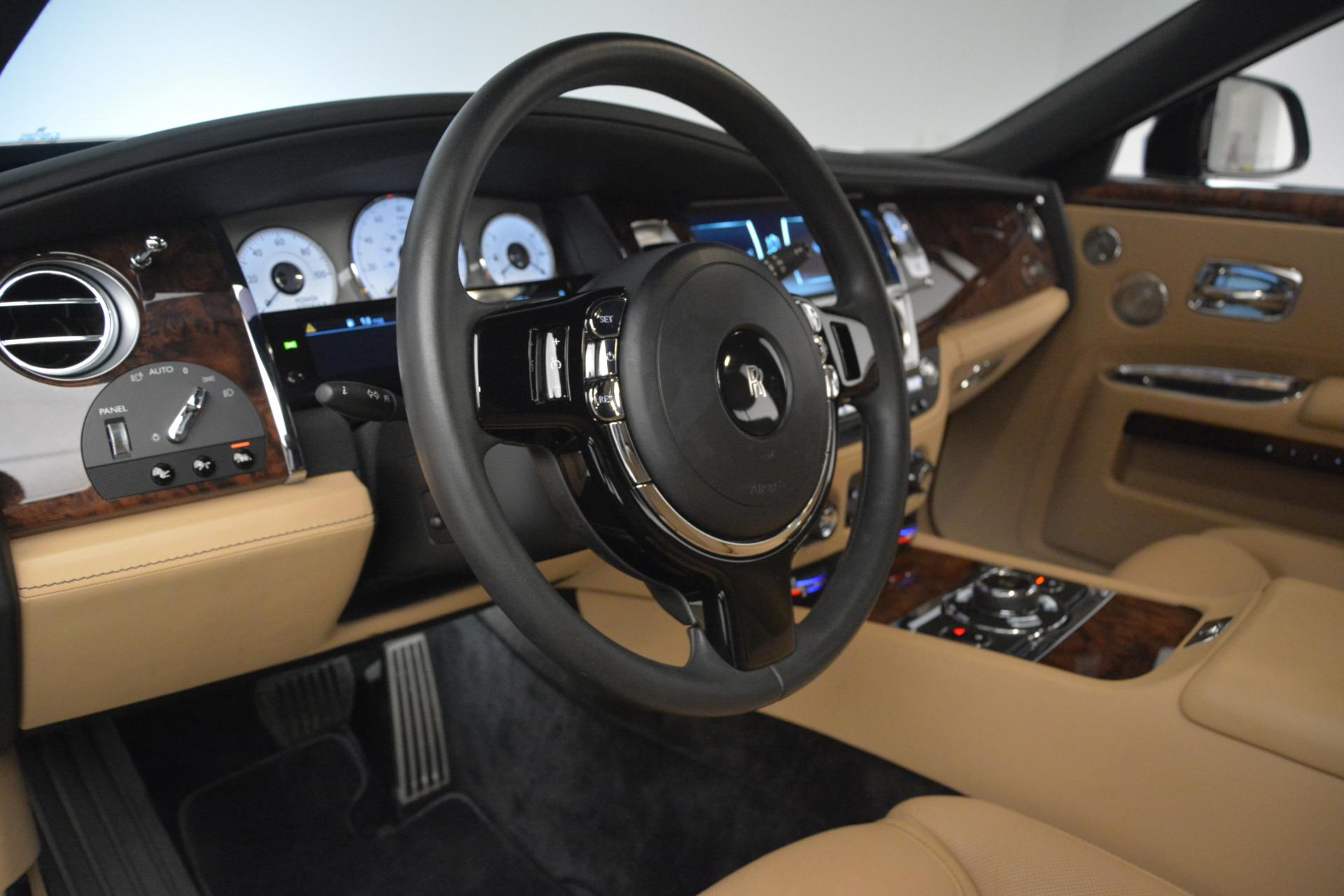 Used 2018 Rolls-Royce Ghost  For Sale In Westport, CT 2770_p16