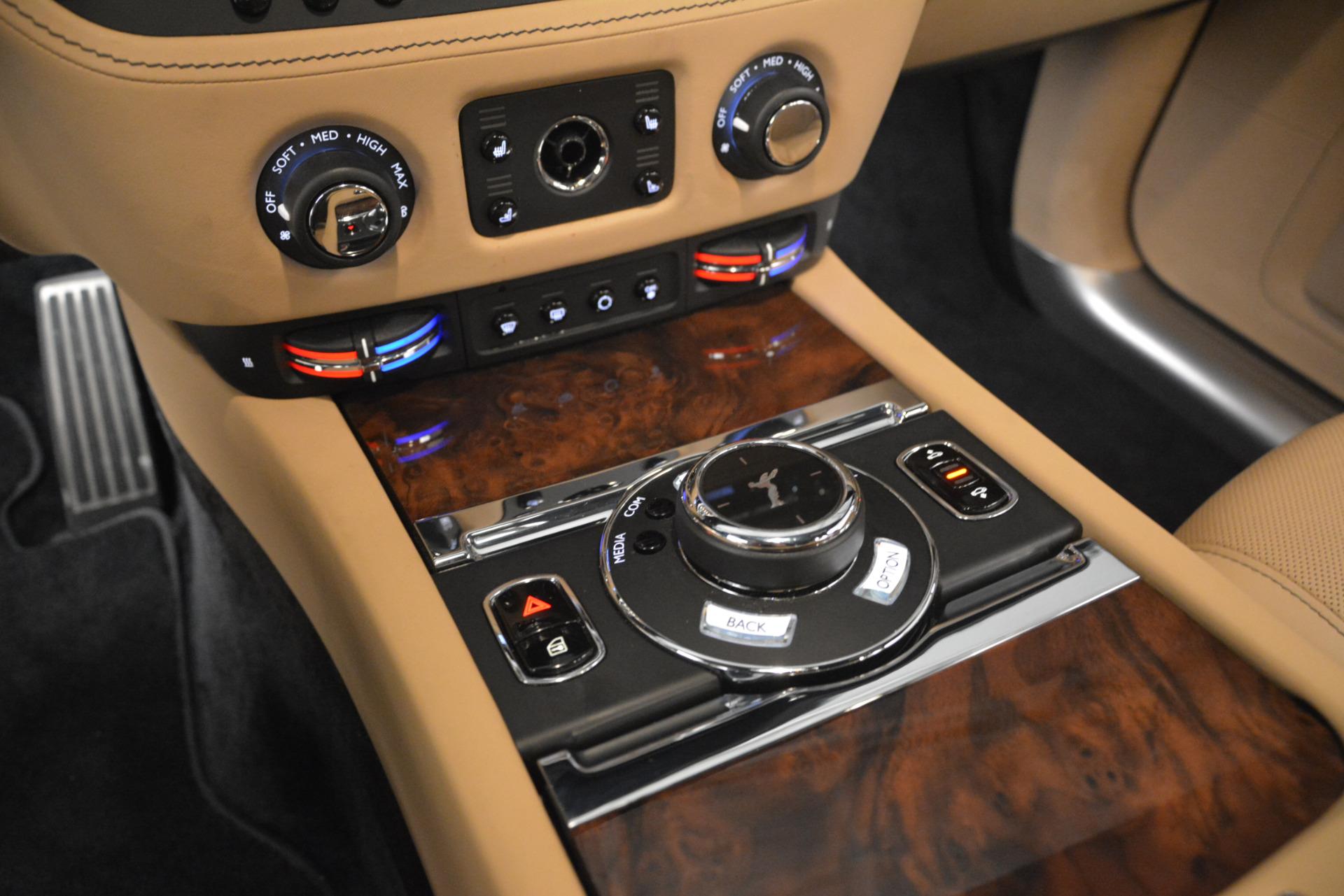 Used 2018 Rolls-Royce Ghost  For Sale In Westport, CT 2770_p18