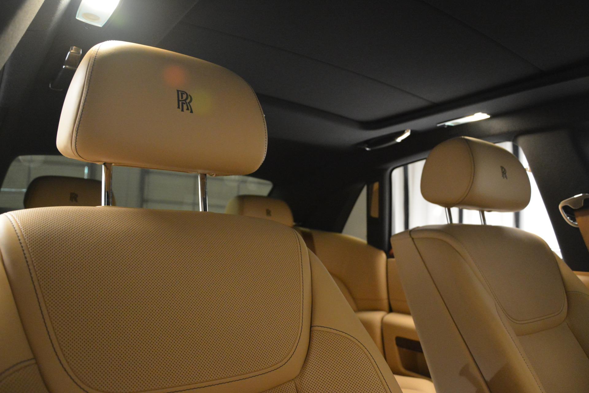 Used 2018 Rolls-Royce Ghost  For Sale In Westport, CT 2770_p25