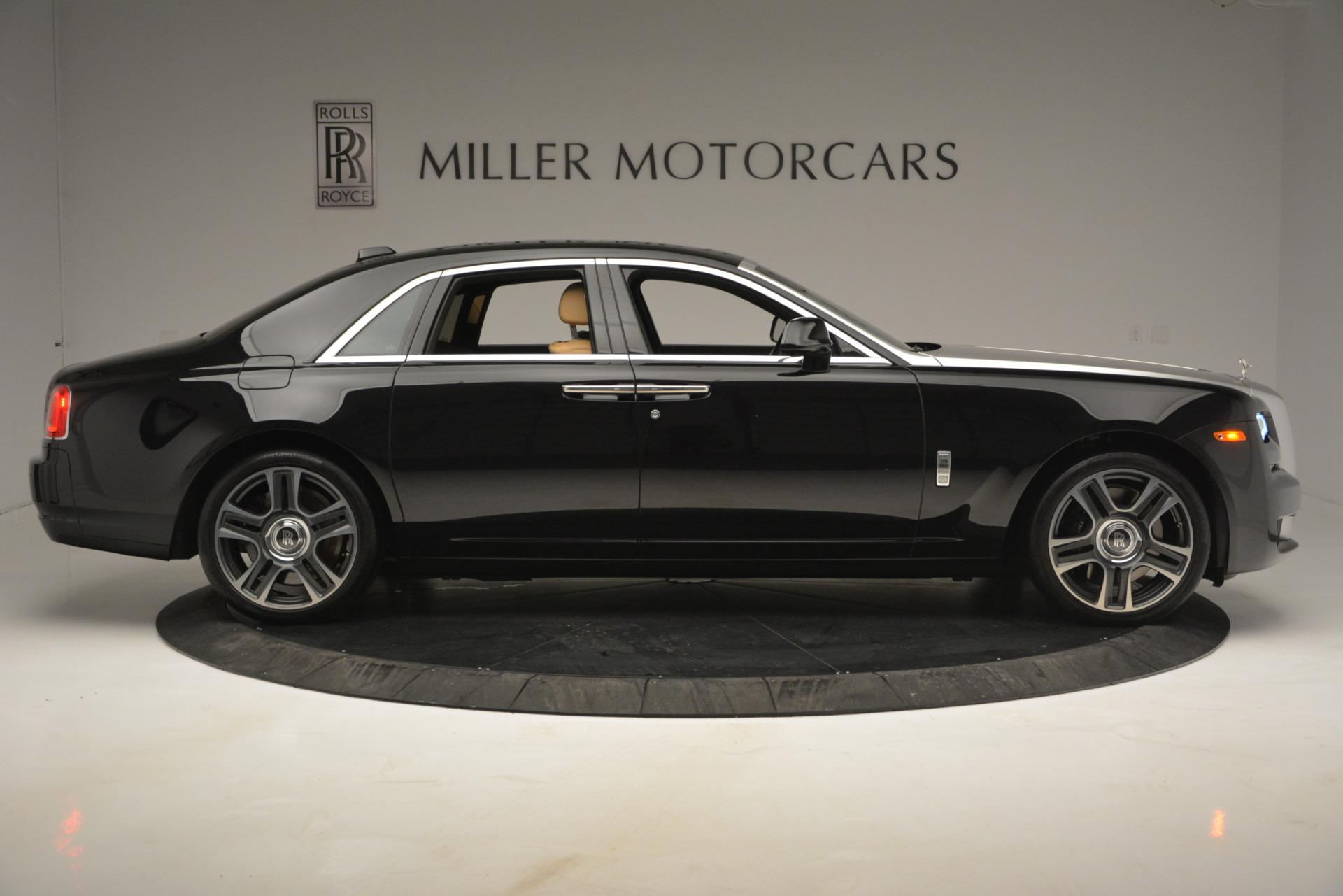 Used 2018 Rolls-Royce Ghost  For Sale In Westport, CT 2770_p9