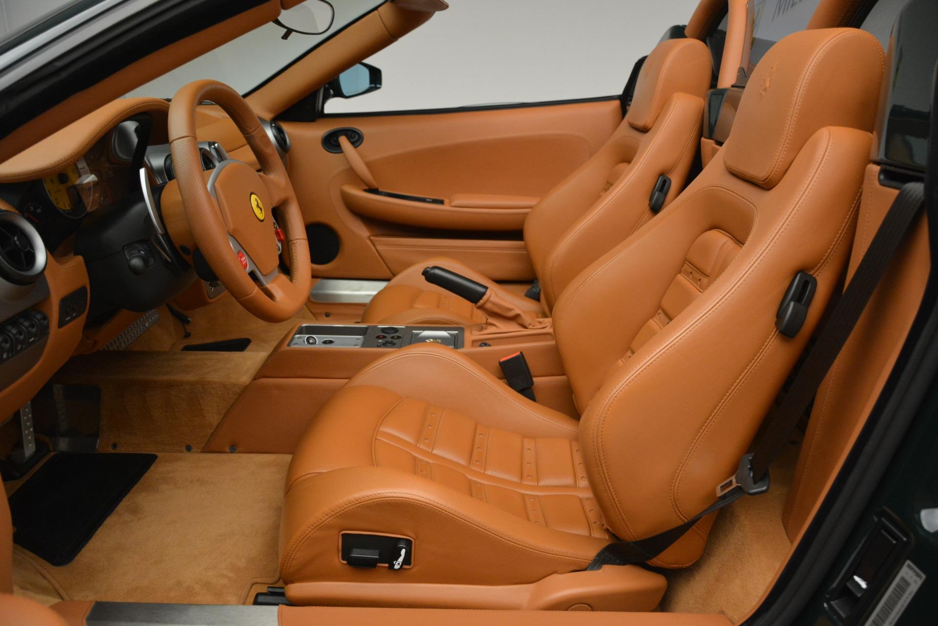 Used 2005 Ferrari F430 Spider For Sale In Westport, CT 2771_p26