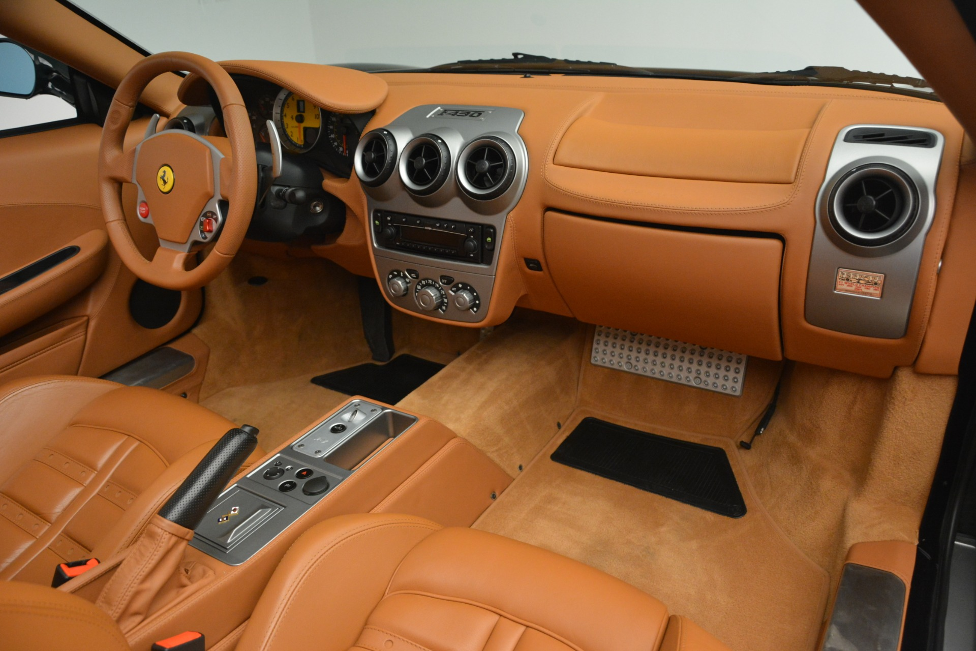Used 2005 Ferrari F430 Spider For Sale In Westport, CT 2771_p29