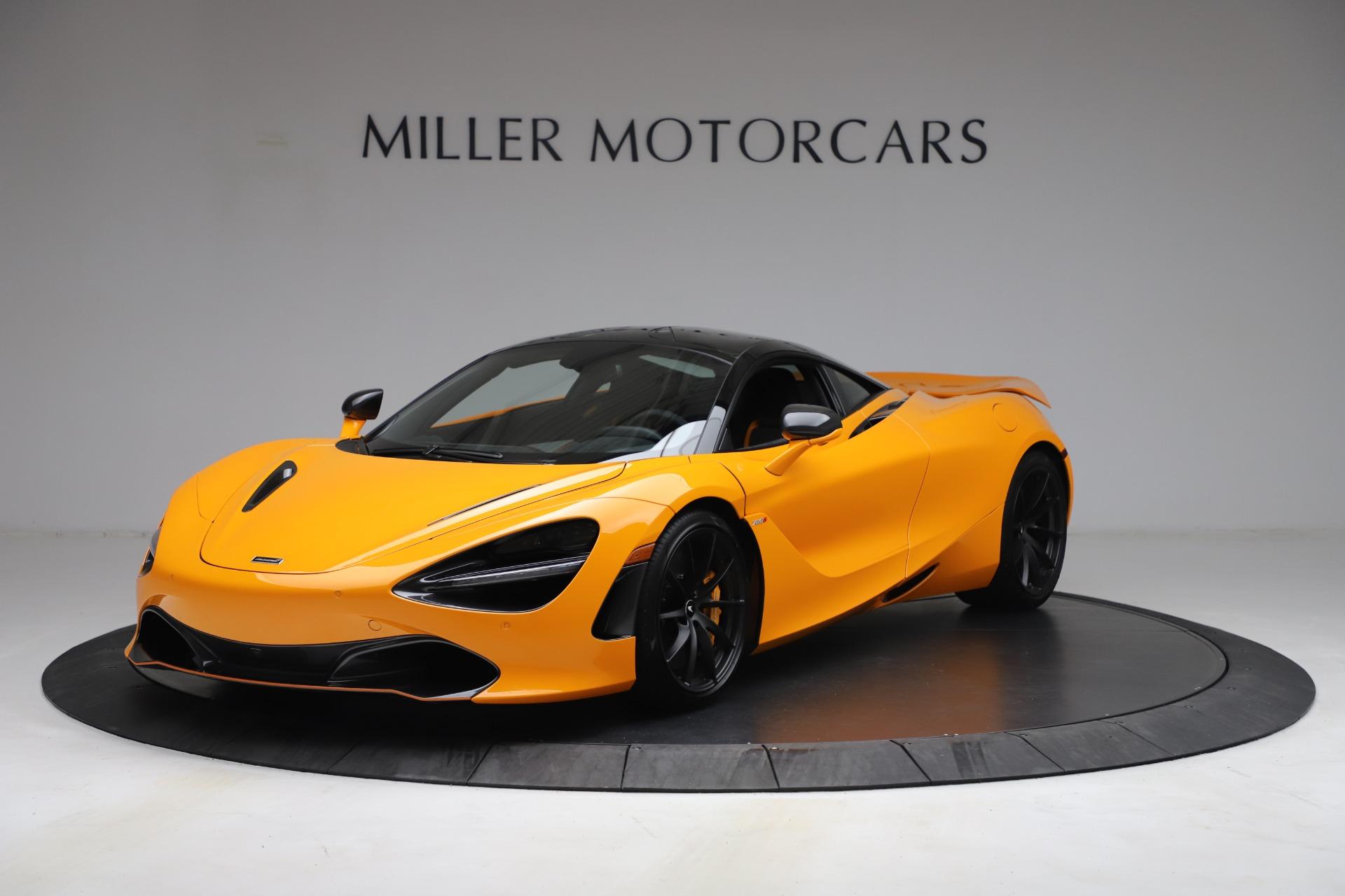 New 2019 McLaren 720S Performance For Sale In Westport, CT 2772_main