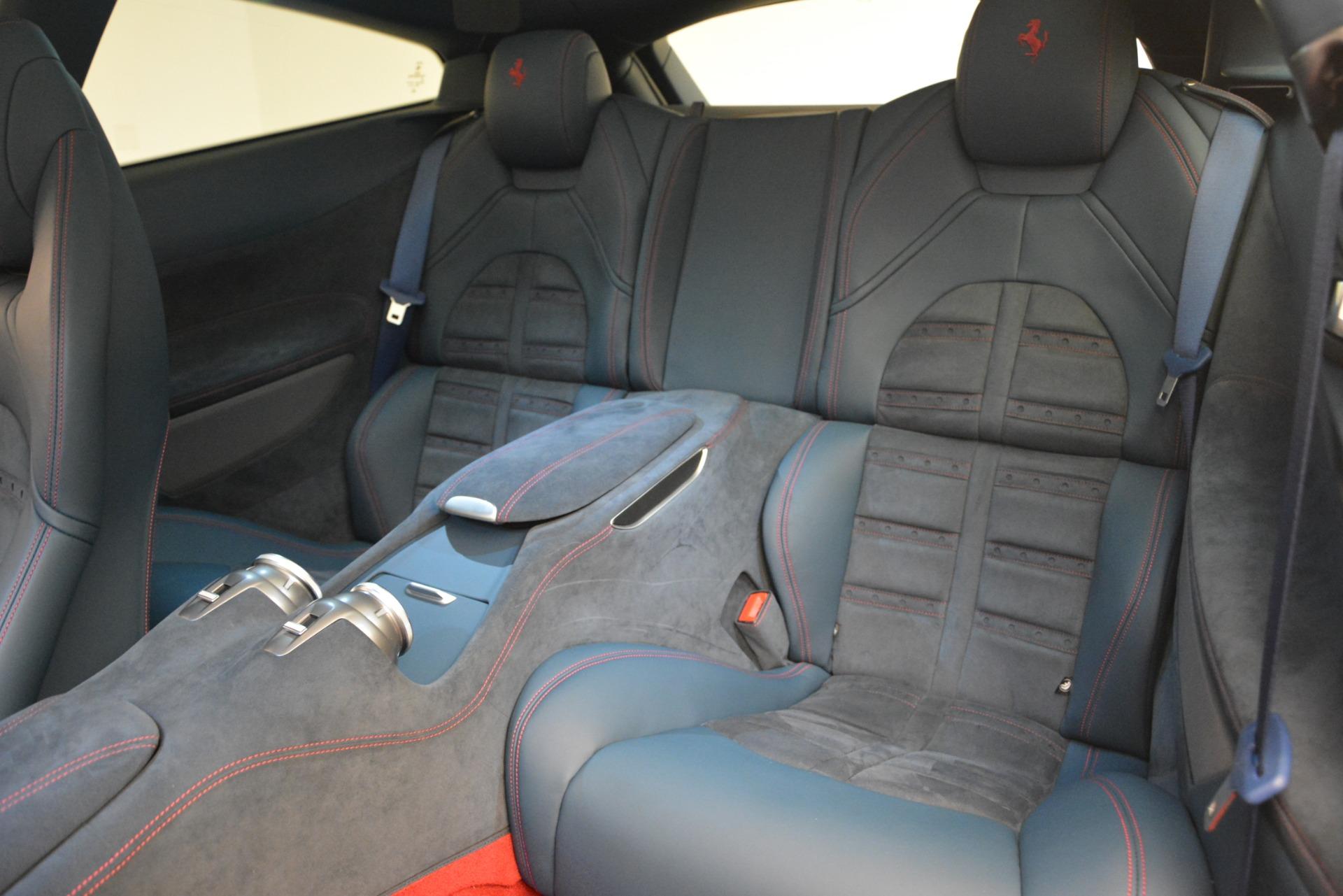 Used 2018 Ferrari GTC4Lusso  For Sale In Westport, CT 2777_p17