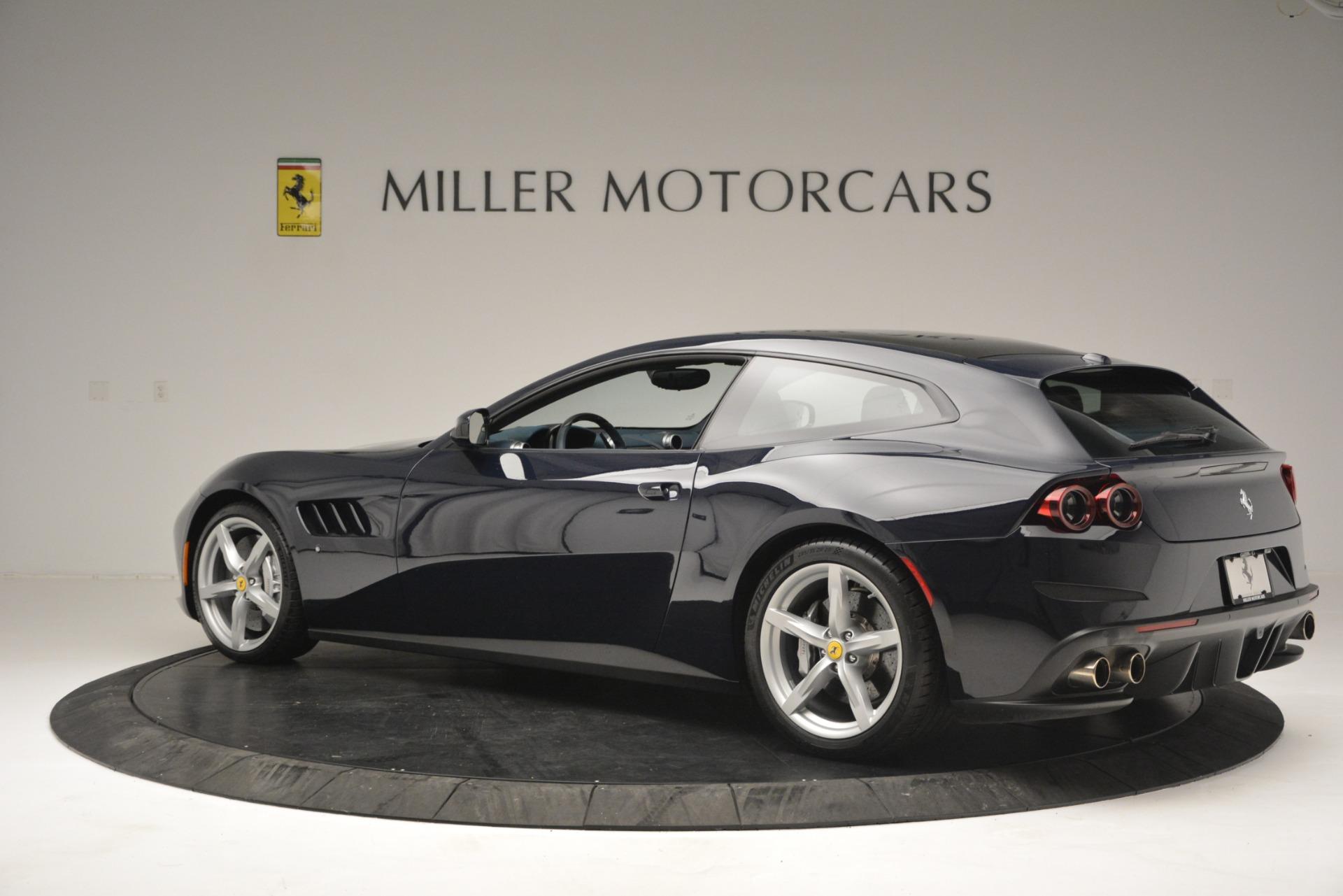 Used 2018 Ferrari GTC4Lusso  For Sale In Westport, CT 2777_p4