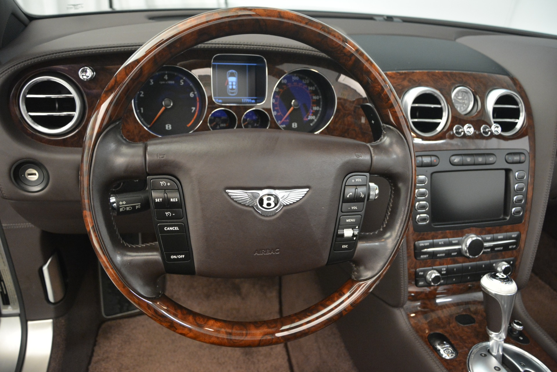 Used 2009 Bentley Continental GT GT For Sale In Westport, CT 2778_p26