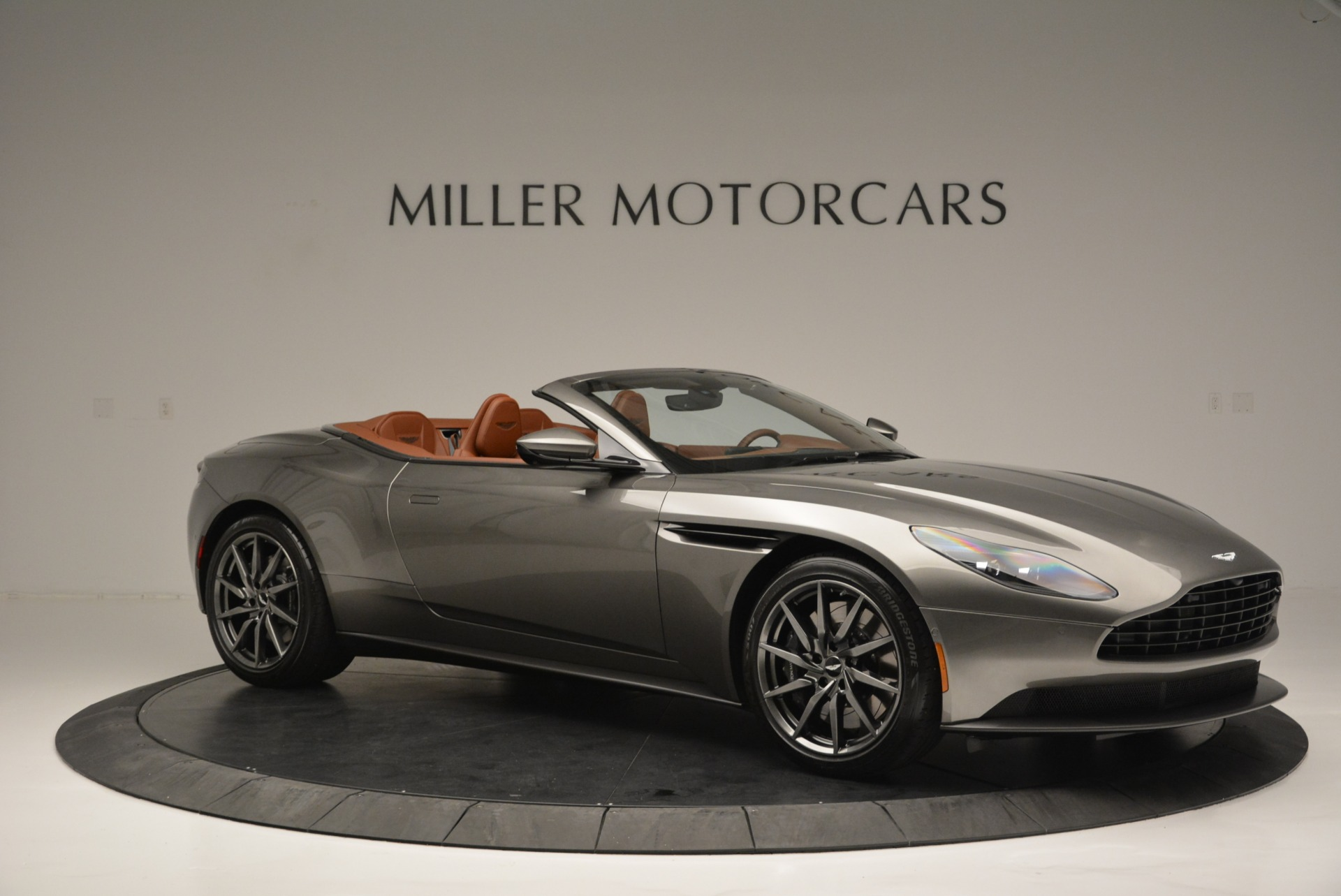 Used 2019 Aston Martin DB11 V8 Convertible For Sale In Westport, CT 2779_p10