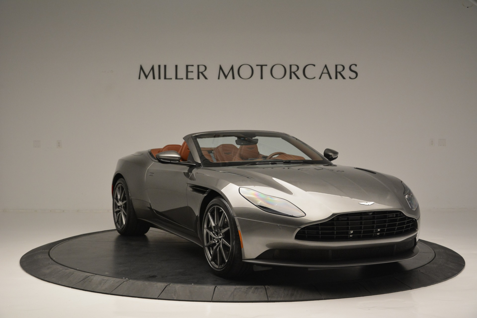 Used 2019 Aston Martin DB11 V8 Convertible For Sale In Westport, CT 2779_p11