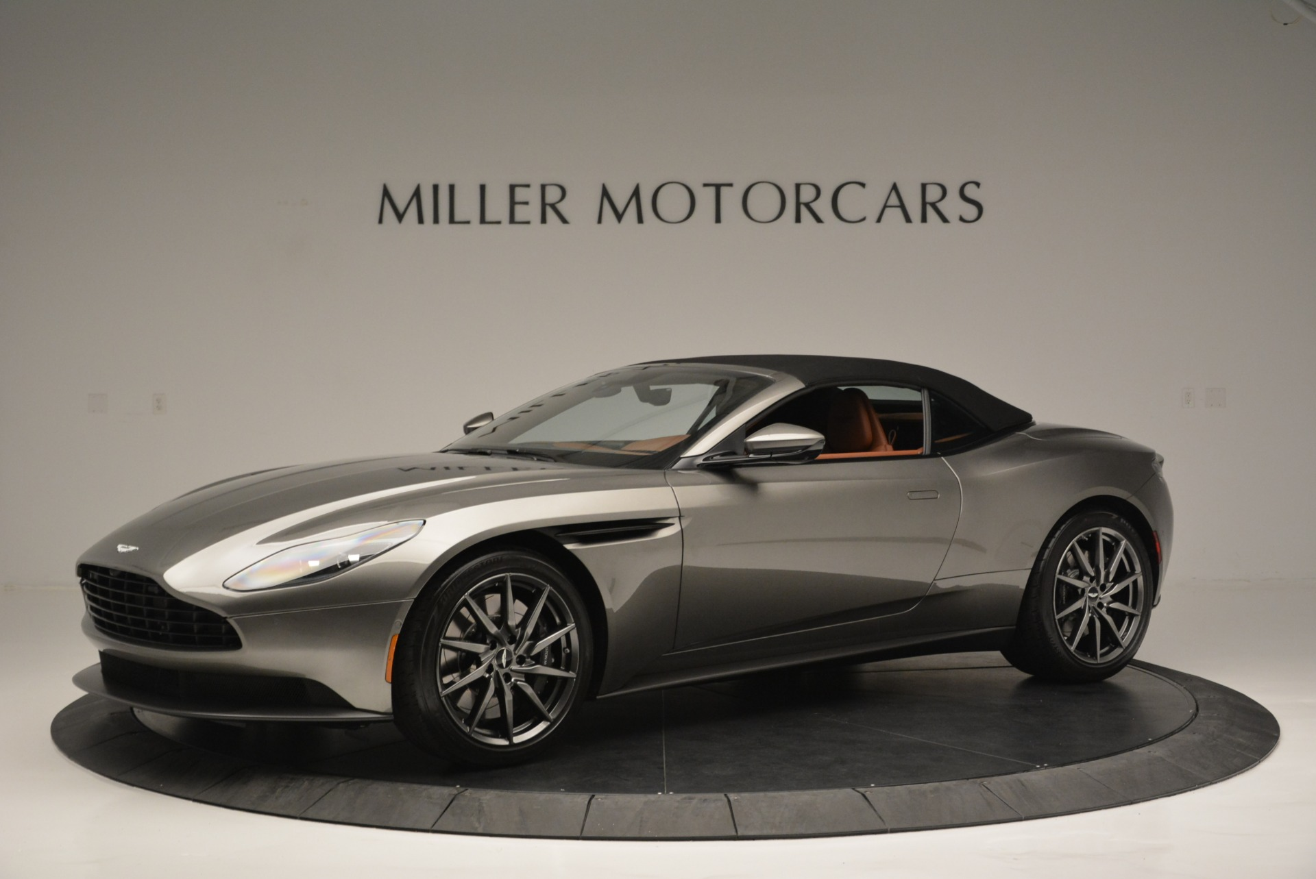 Used 2019 Aston Martin DB11 V8 Convertible For Sale In Westport, CT 2779_p14