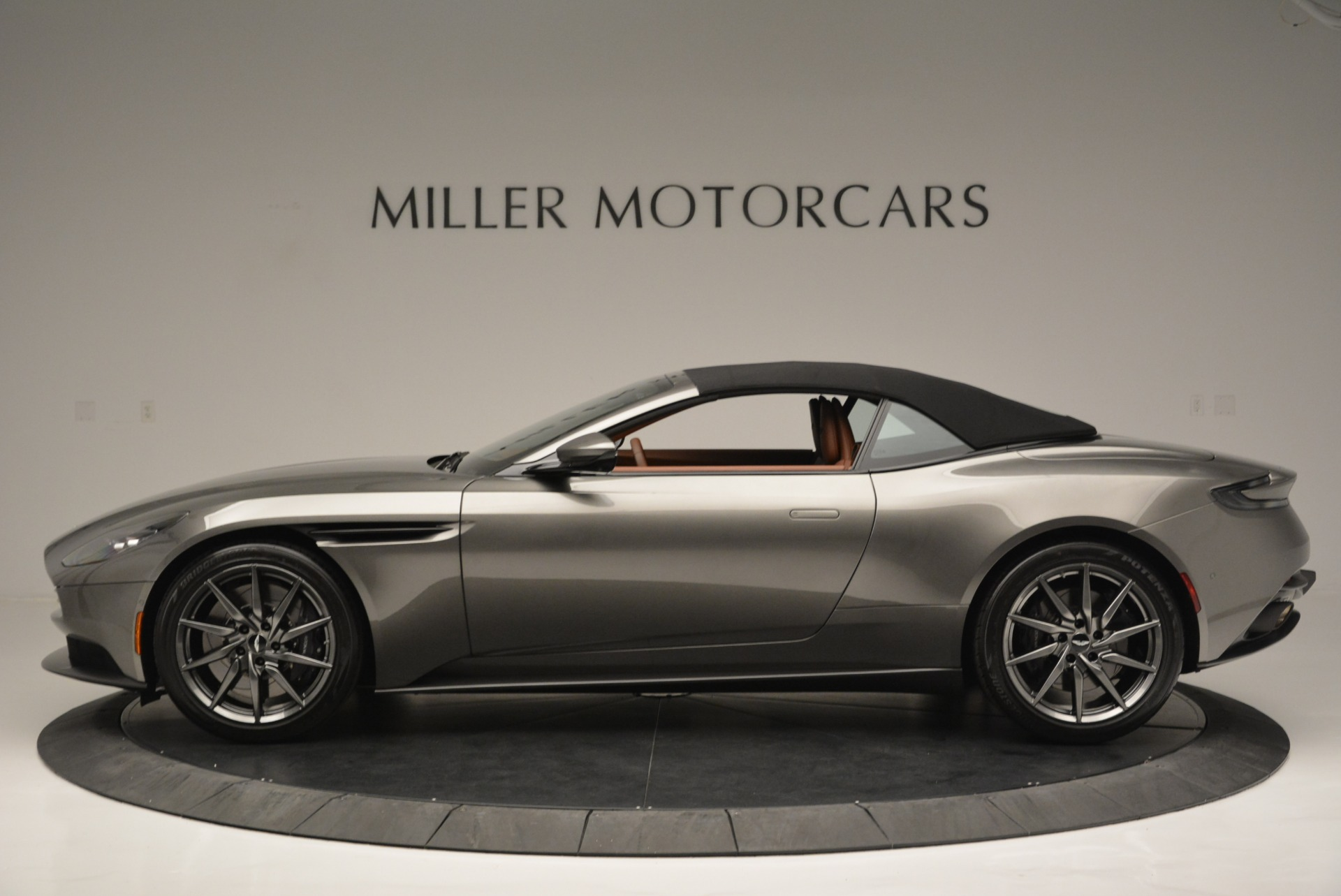 Used 2019 Aston Martin DB11 V8 Convertible For Sale In Westport, CT 2779_p15