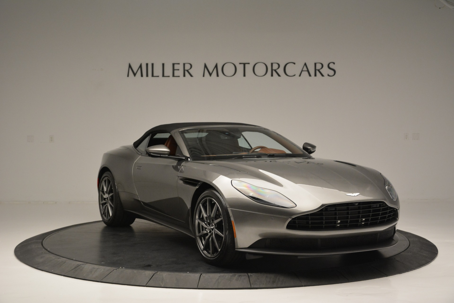 Used 2019 Aston Martin DB11 V8 Convertible For Sale In Westport, CT 2779_p18