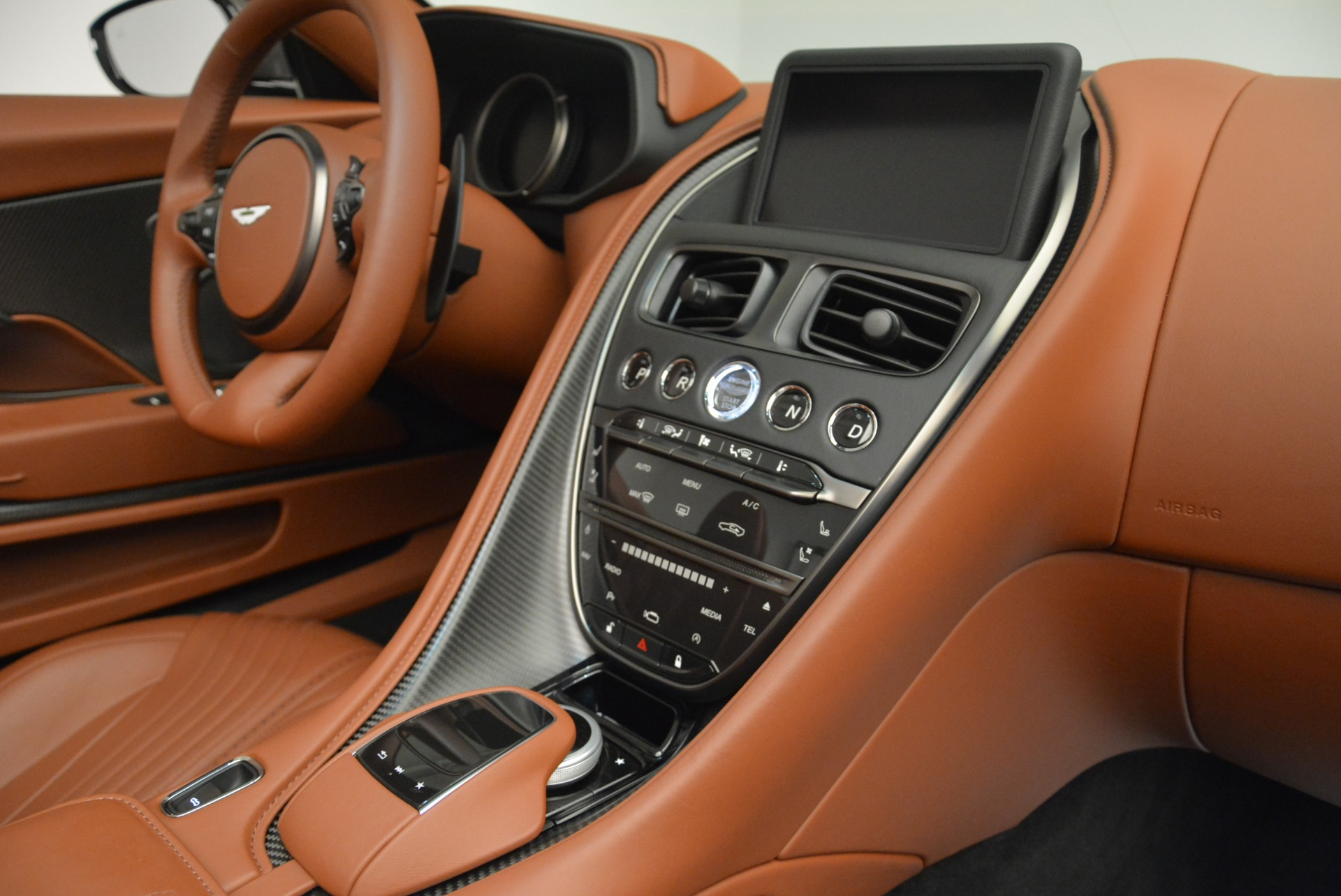 Used 2019 Aston Martin DB11 V8 Convertible For Sale In Westport, CT 2779_p24