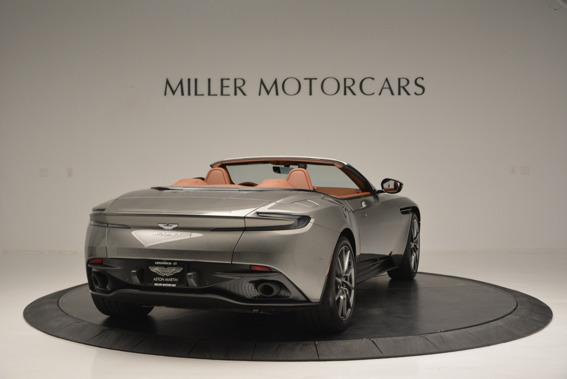 Used 2019 Aston Martin DB11 V8 Convertible For Sale In Westport, CT 2779_p7