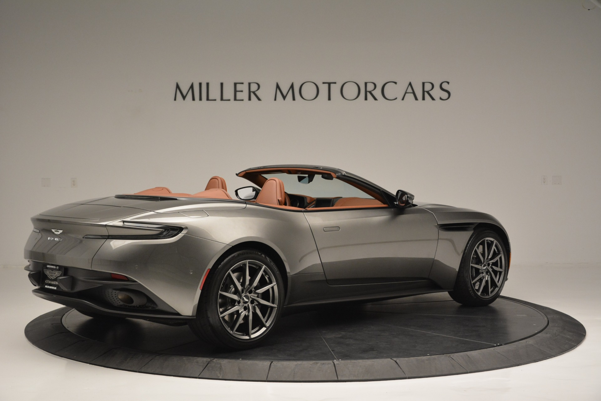 Used 2019 Aston Martin DB11 V8 Convertible For Sale In Westport, CT 2779_p8