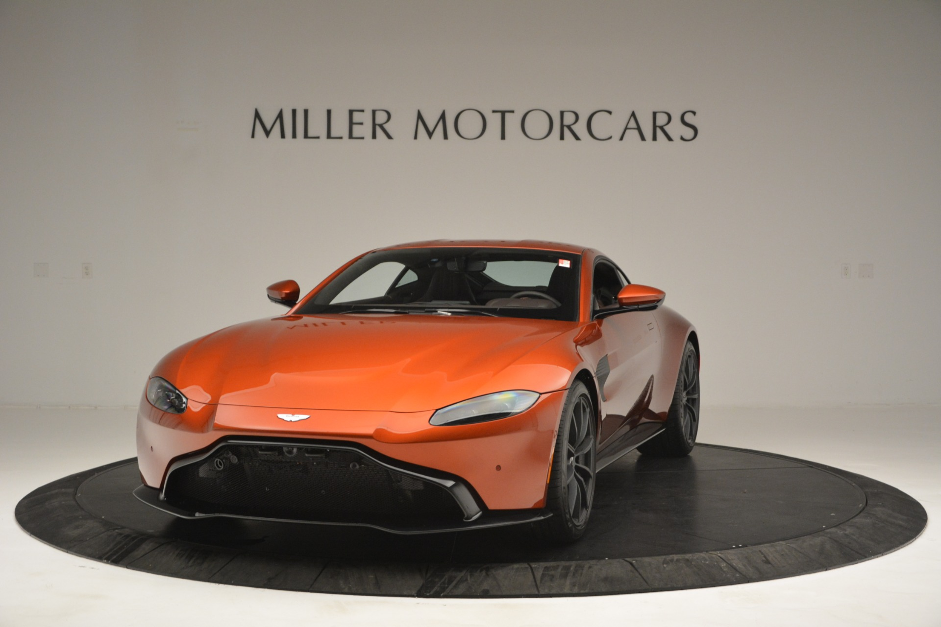 Used 2019 Aston Martin Vantage Coupe For Sale In Westport, CT 2784_main