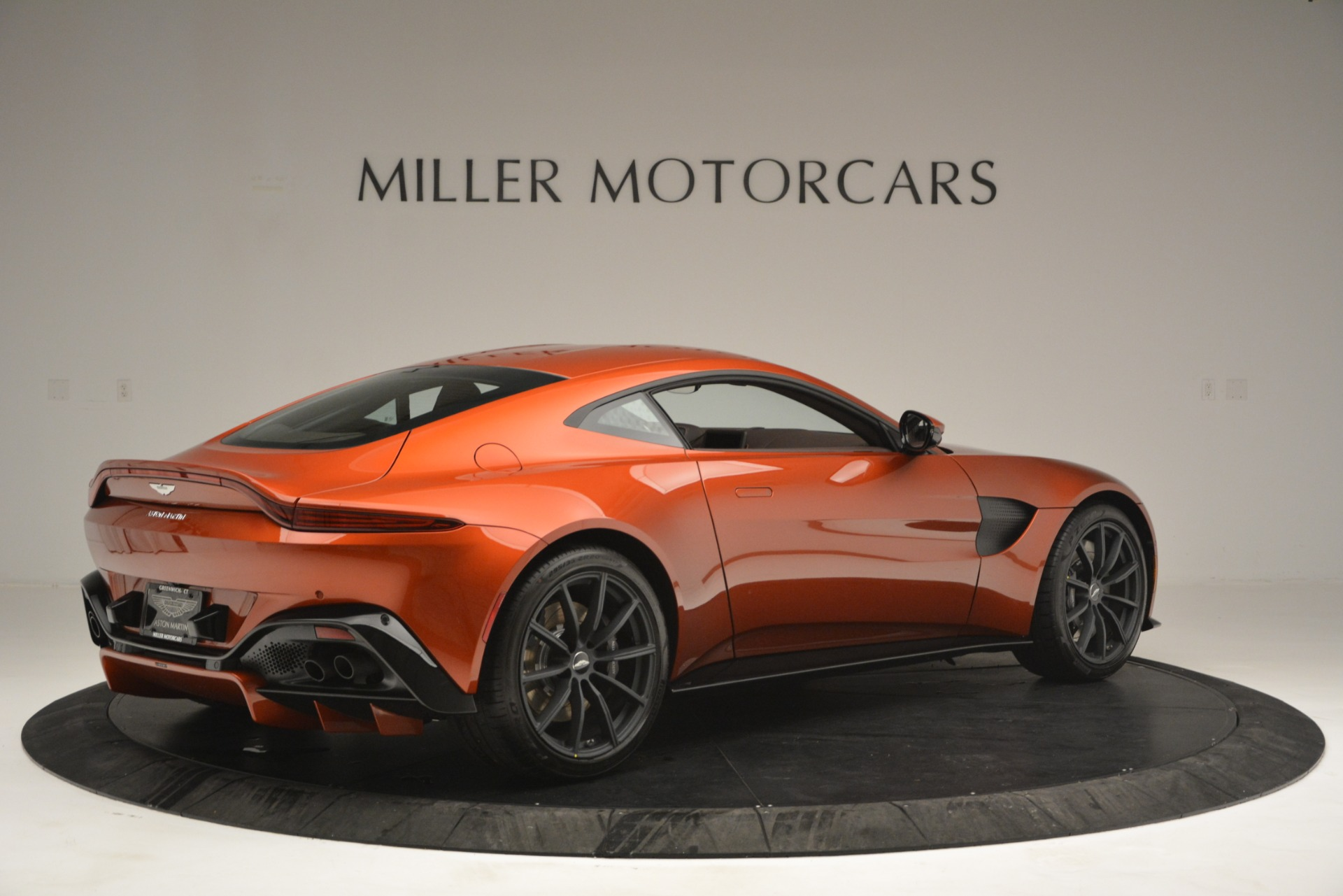 Used 2019 Aston Martin Vantage Coupe For Sale In Westport, CT 2784_p8