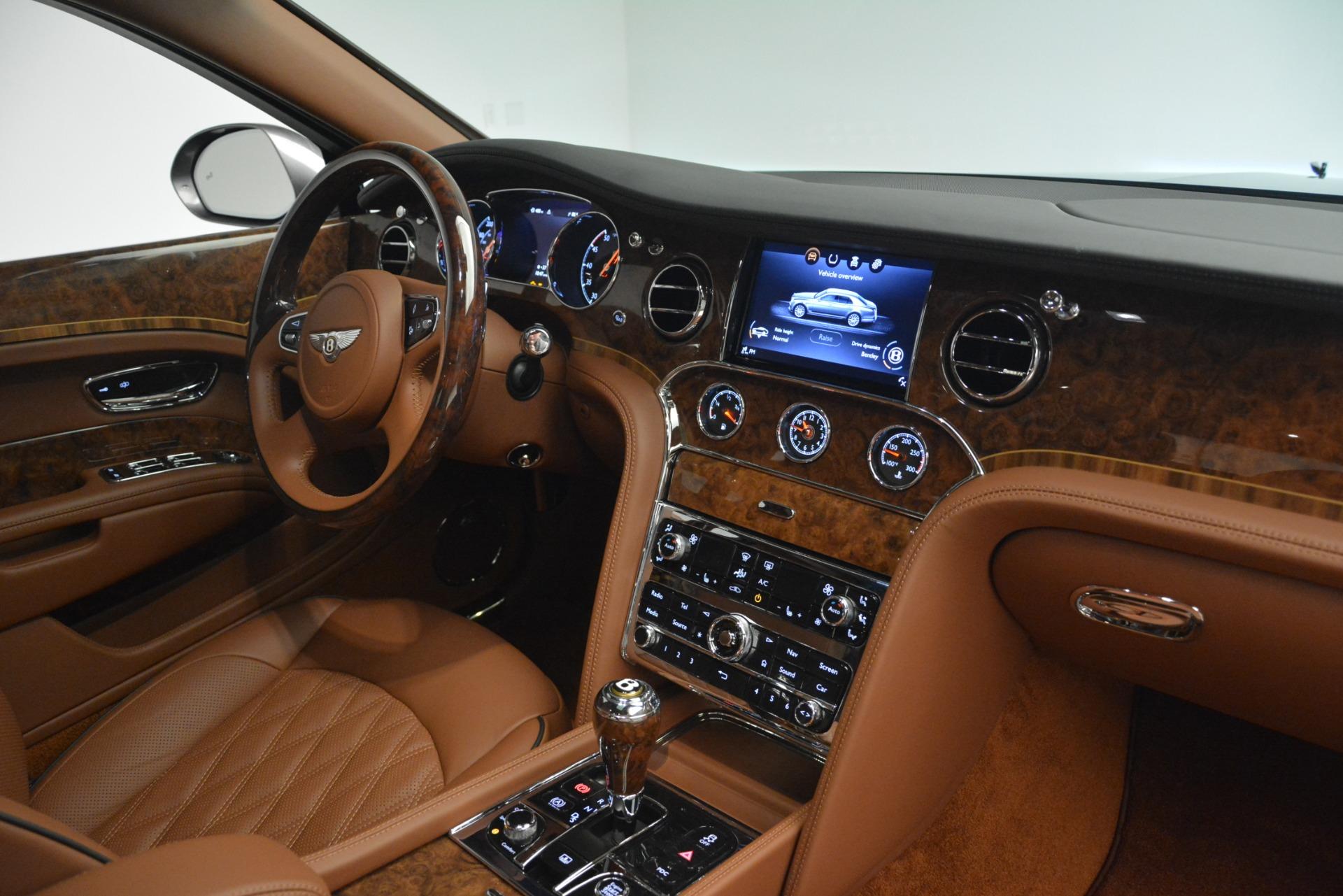 New 2019 Bentley Mulsanne Speed For Sale In Westport, CT 2786_p18