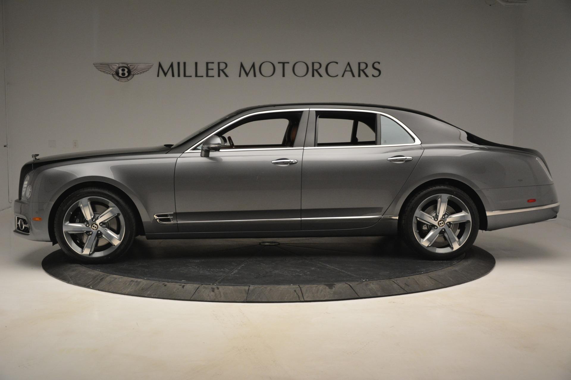 New 2019 Bentley Mulsanne Speed For Sale In Westport, CT 2786_p3