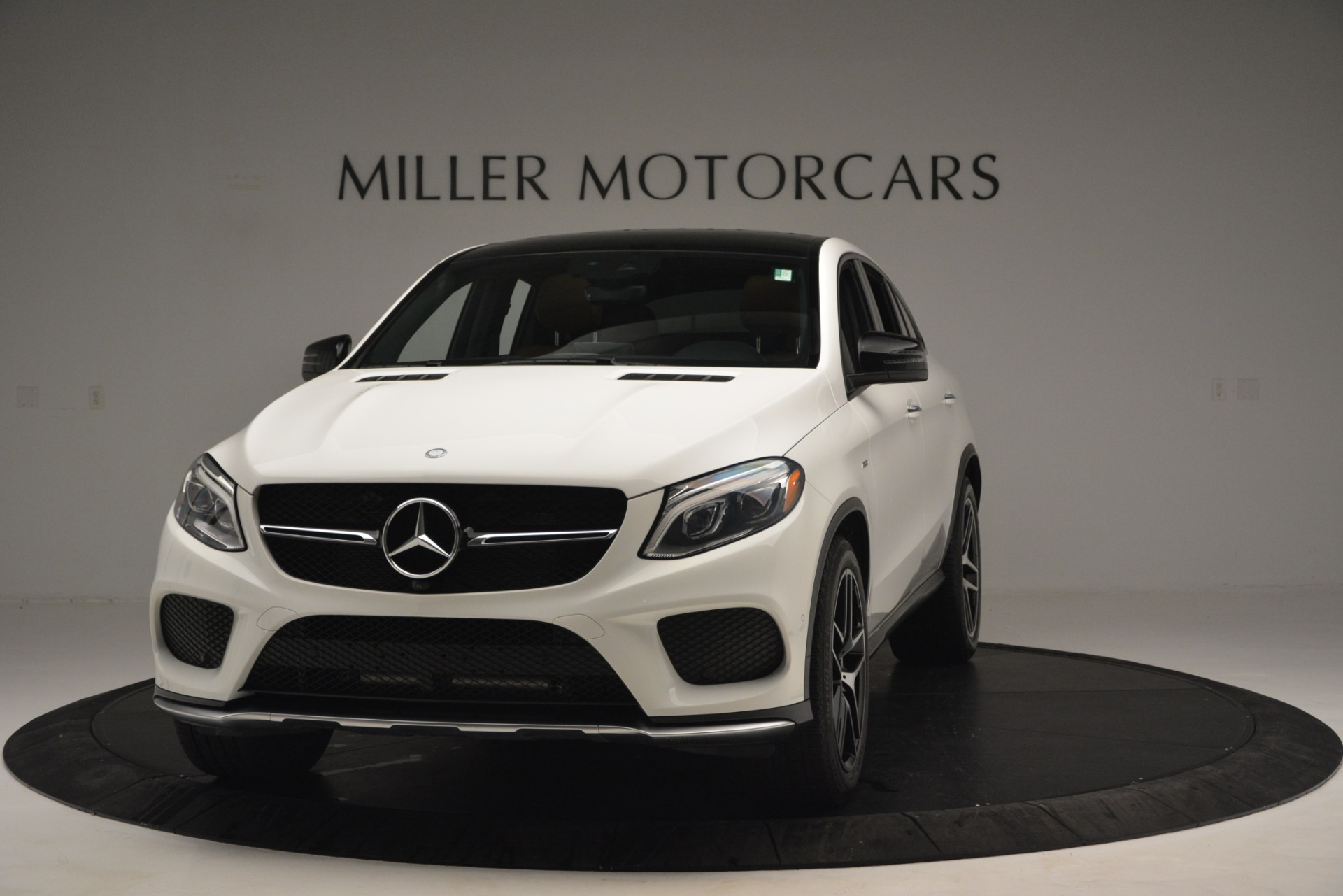 Used 2016 Mercedes-Benz GLE 450 AMG Coupe 4MATIC For Sale In Westport, CT 2787_main