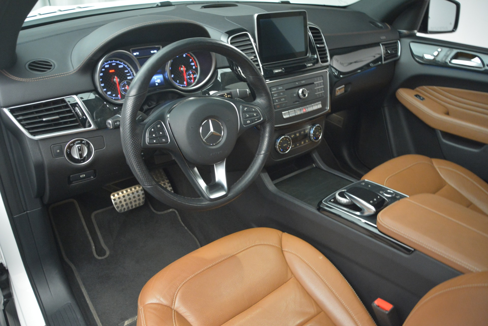 Used 2016 Mercedes-Benz GLE 450 AMG Coupe 4MATIC For Sale In Westport, CT 2787_p13